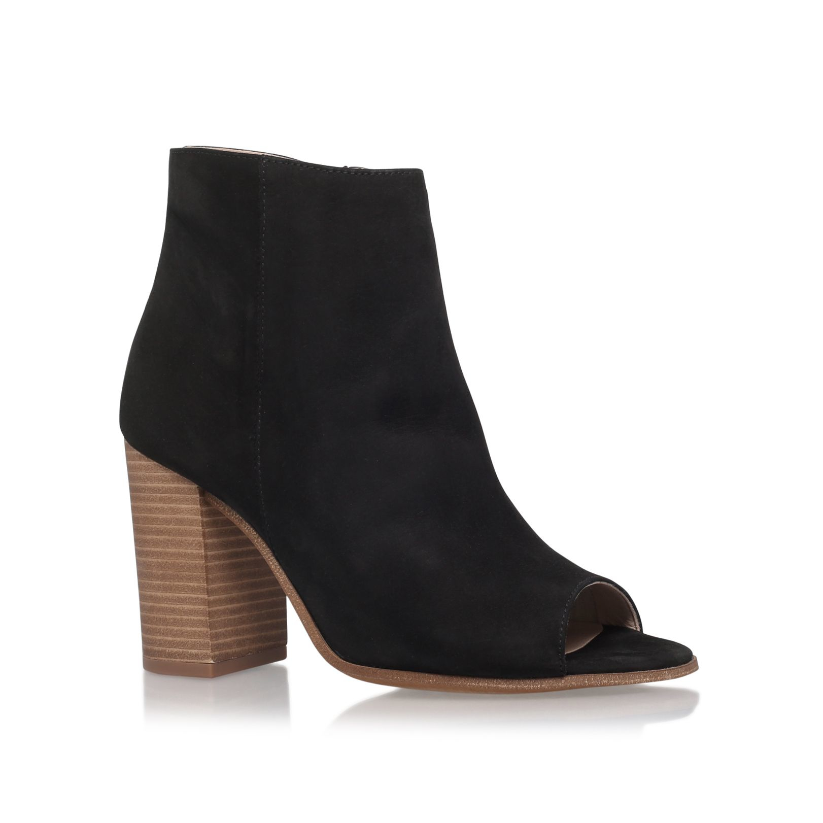Carvela Kurt Geiger Accord High Heel Shoe Boots In Black | Lyst