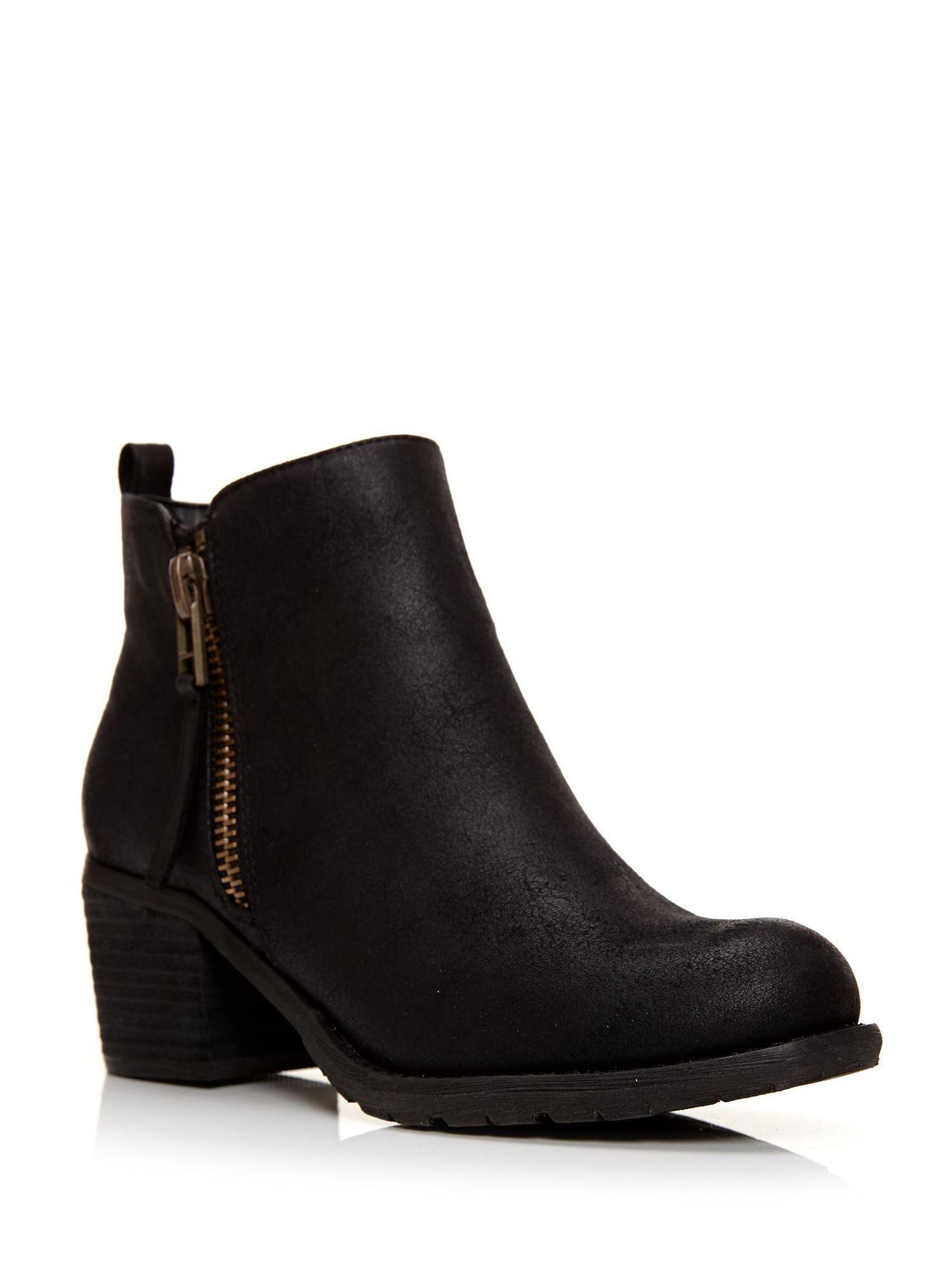 Medium Block Heel Shoes