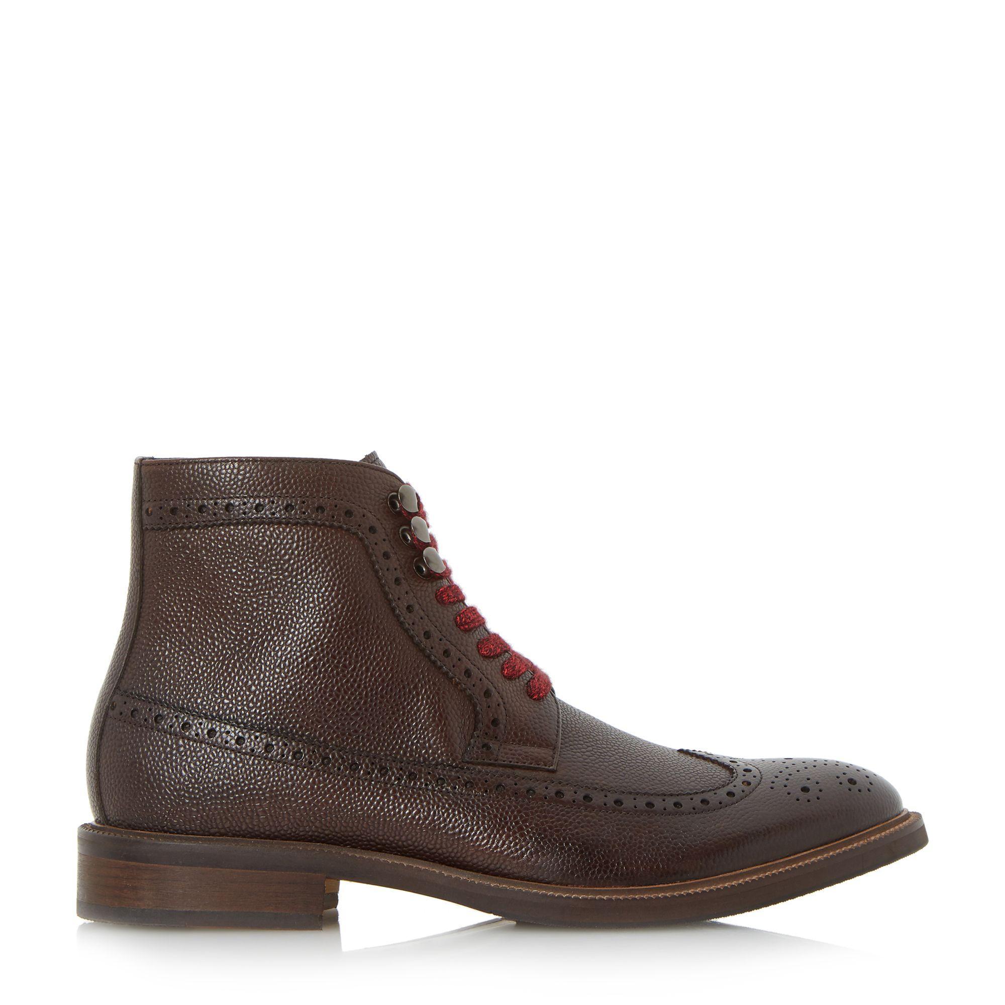 61226048d44 Ugg Mens Classic Mini Brogue Boot