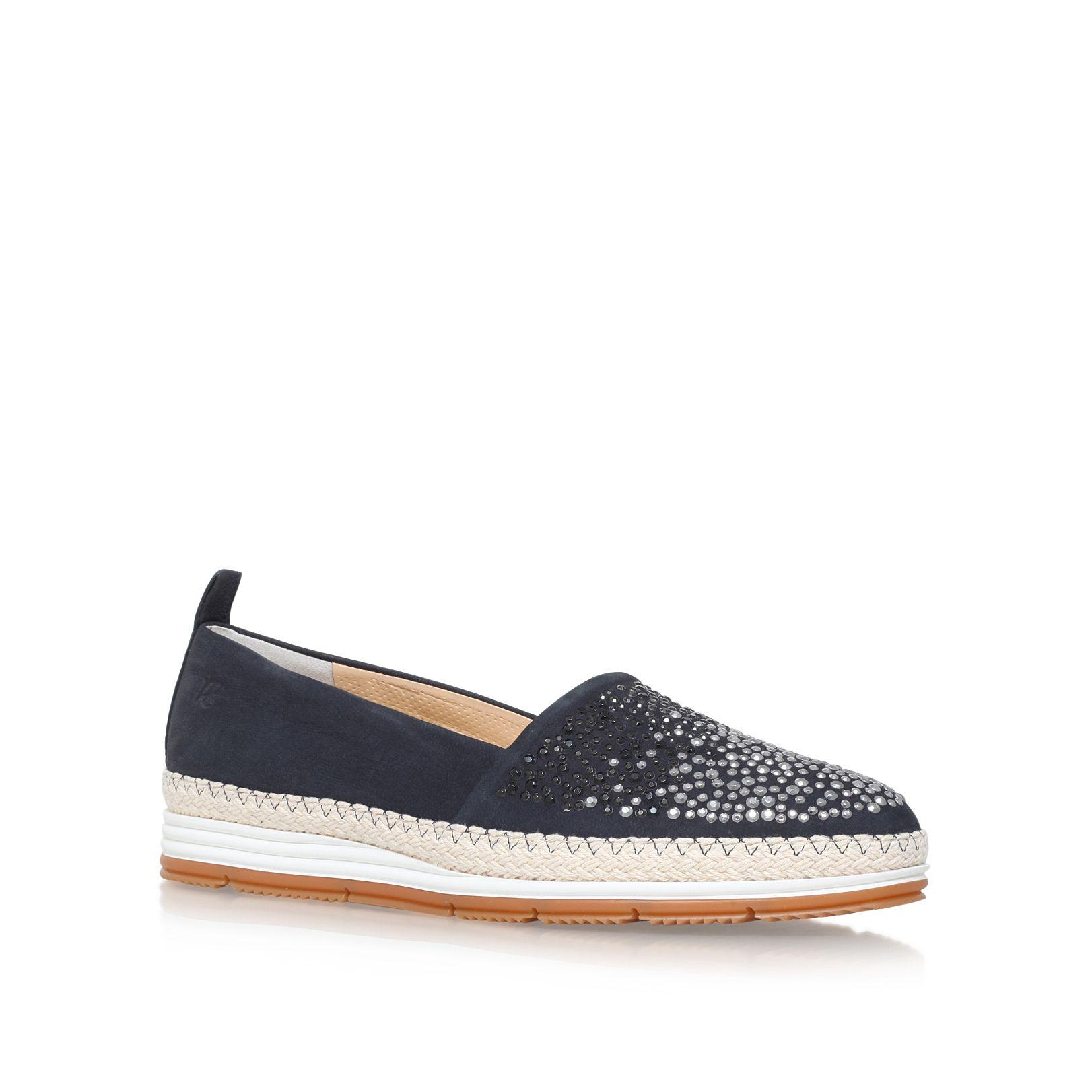 paul green lauren slip on sneakers in blue lyst. Black Bedroom Furniture Sets. Home Design Ideas