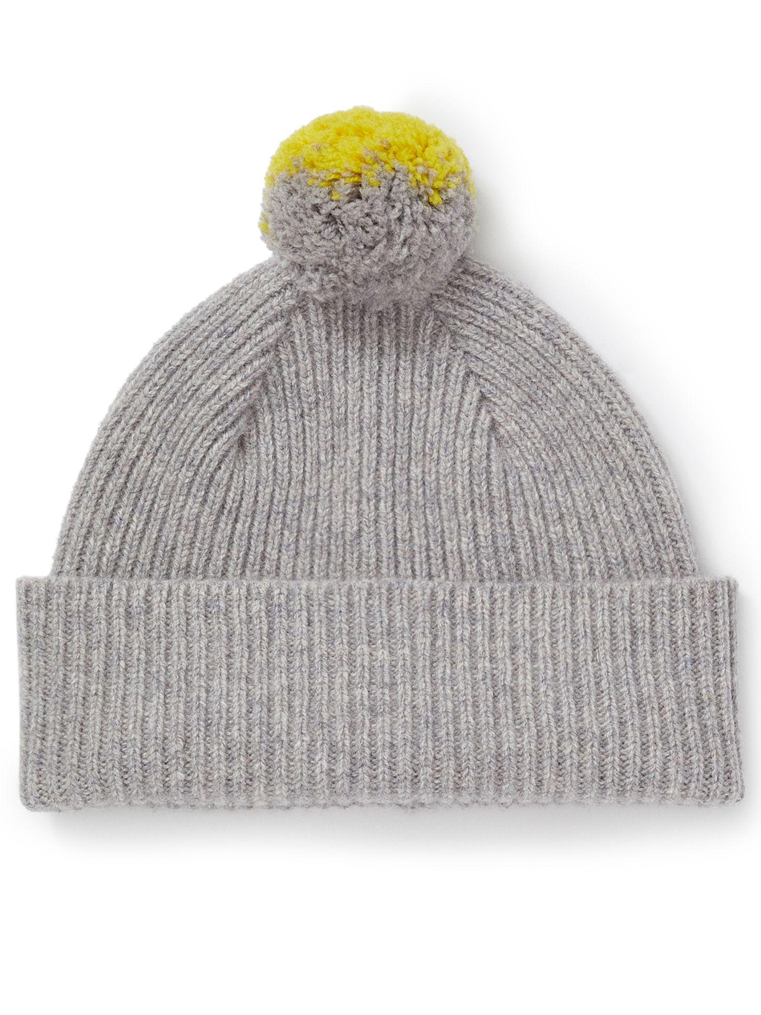 Colour Block Pom Hat Jigsaw KXVj8