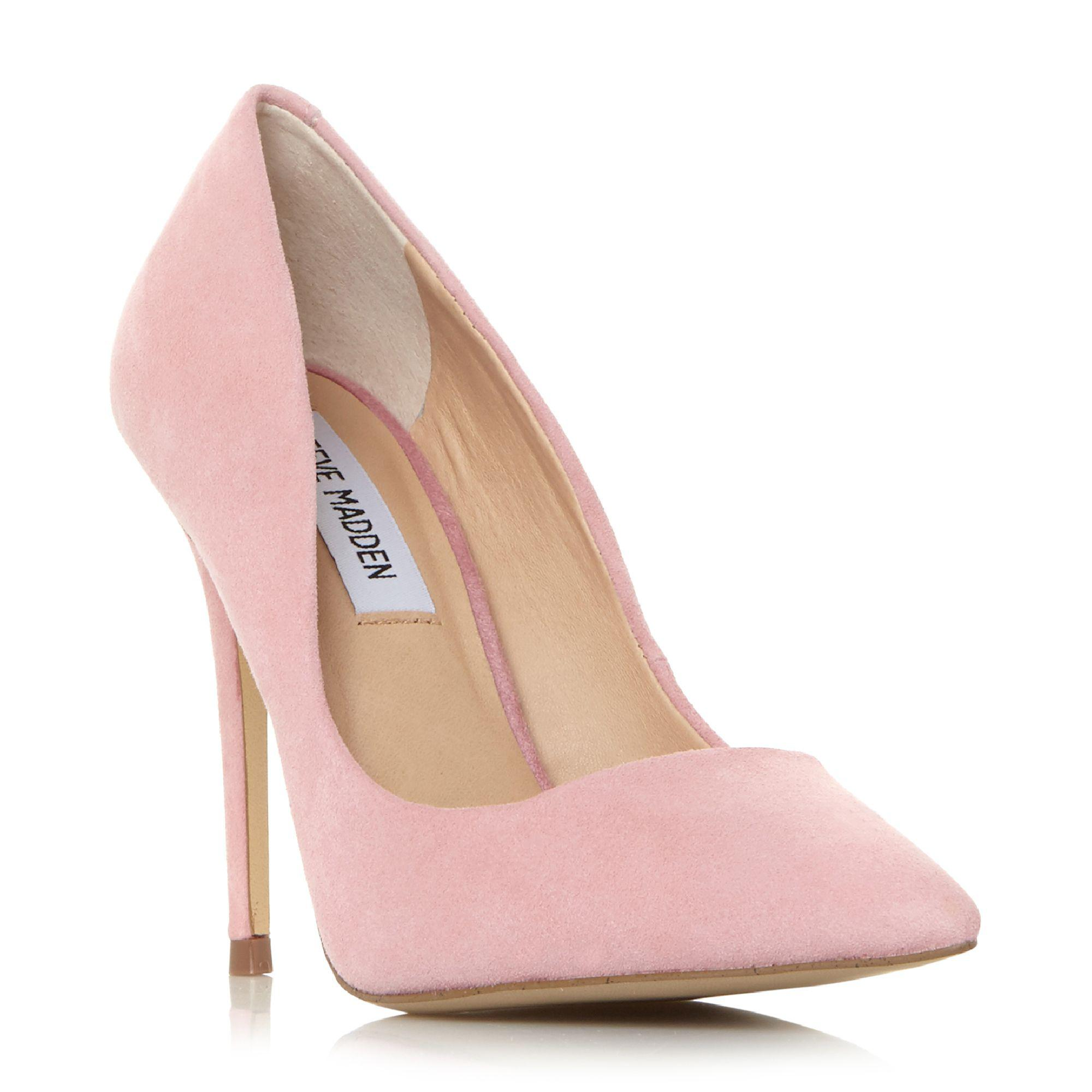 sale in China Light pink leather 'Ancona' mid stiletto heel court shoes pay with paypal online 100% guaranteed clearance discount eastbay online 5R0Lo