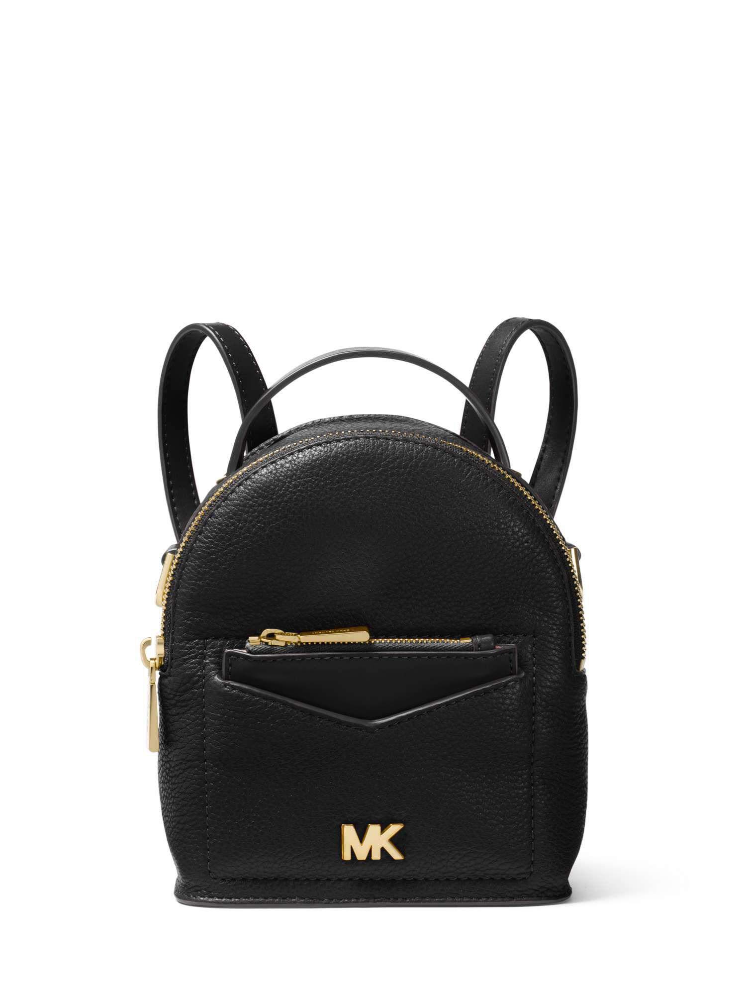 c7e6f62c80 Michael Kors Jessa Xs Covertible Backpack Bag in Black - Lyst