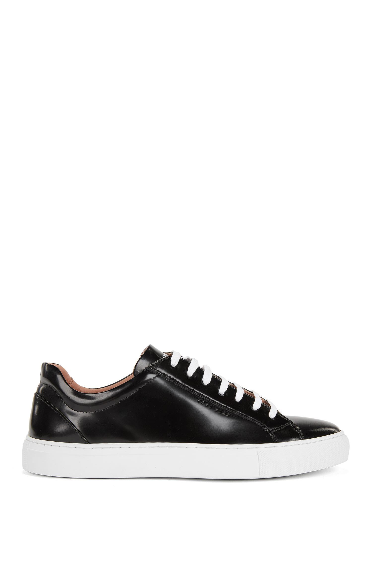 panelled low-top sneakers - Black HUGO BOSS pXn8m