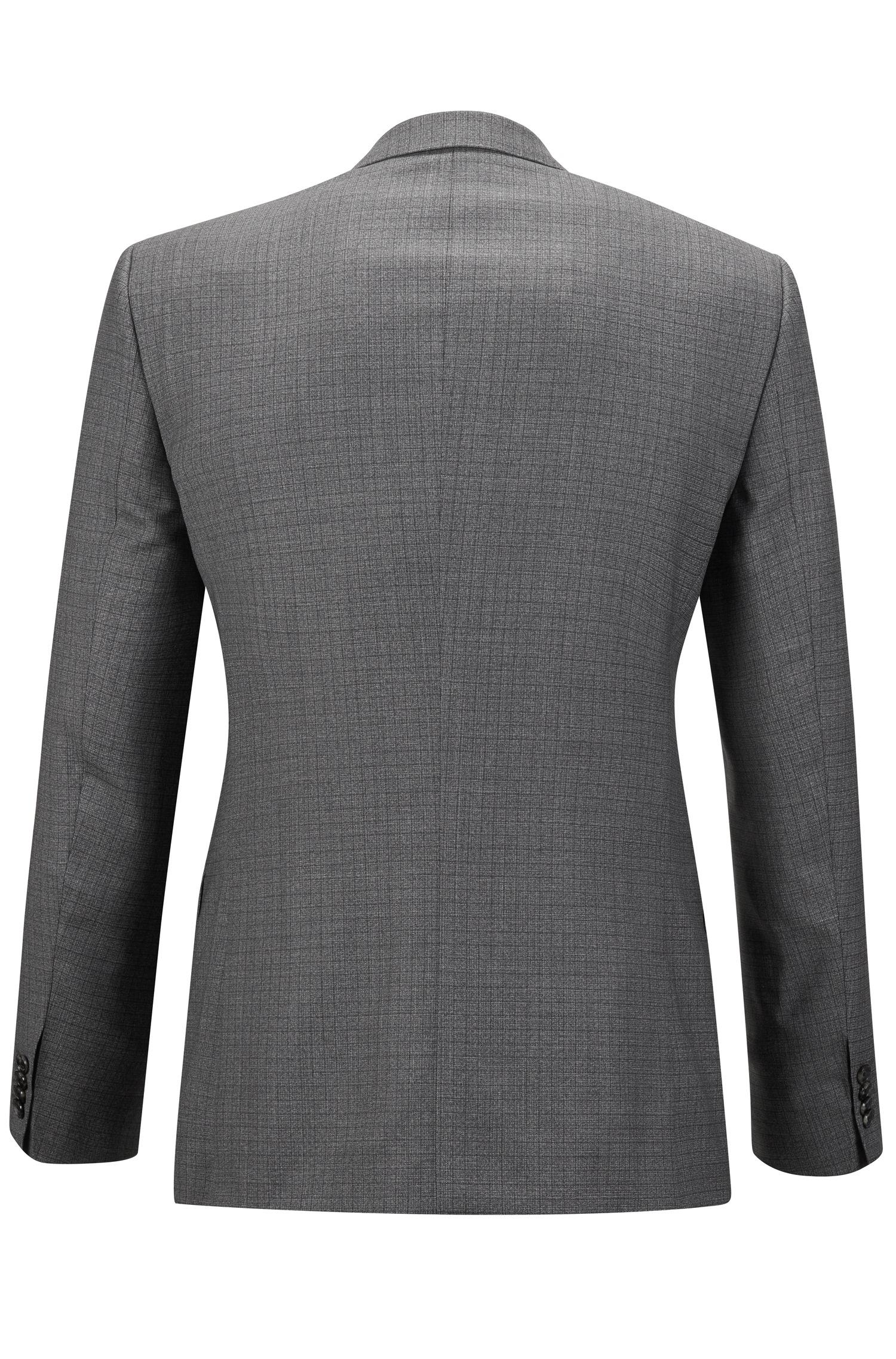c7e03ba04 Lyst - Boss Check Super 120 Virgin Wool Suit, Slim Fit | Huge/genius ...