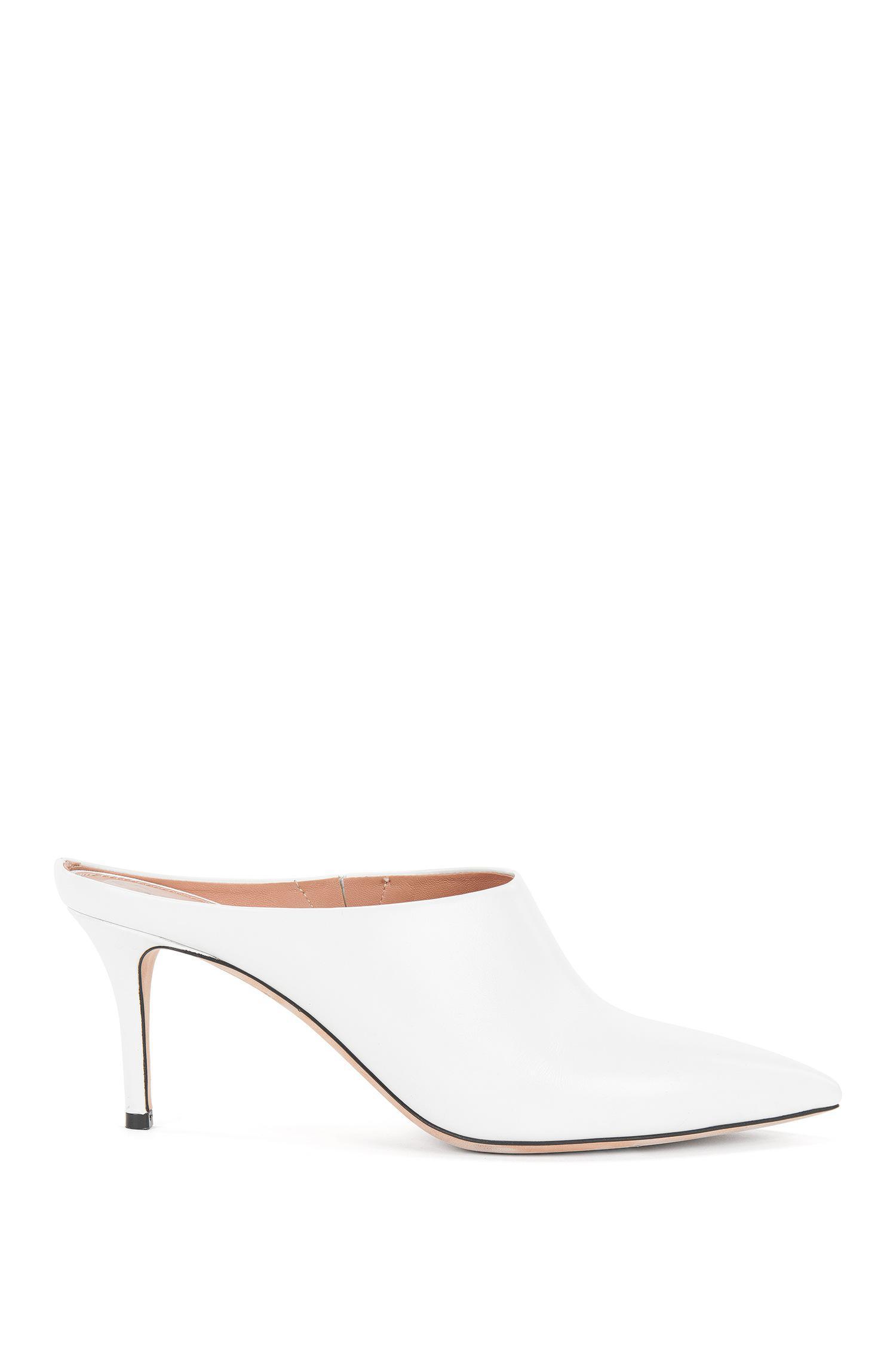 BOSSEDDIE SLING - High heels - black A368ZLE