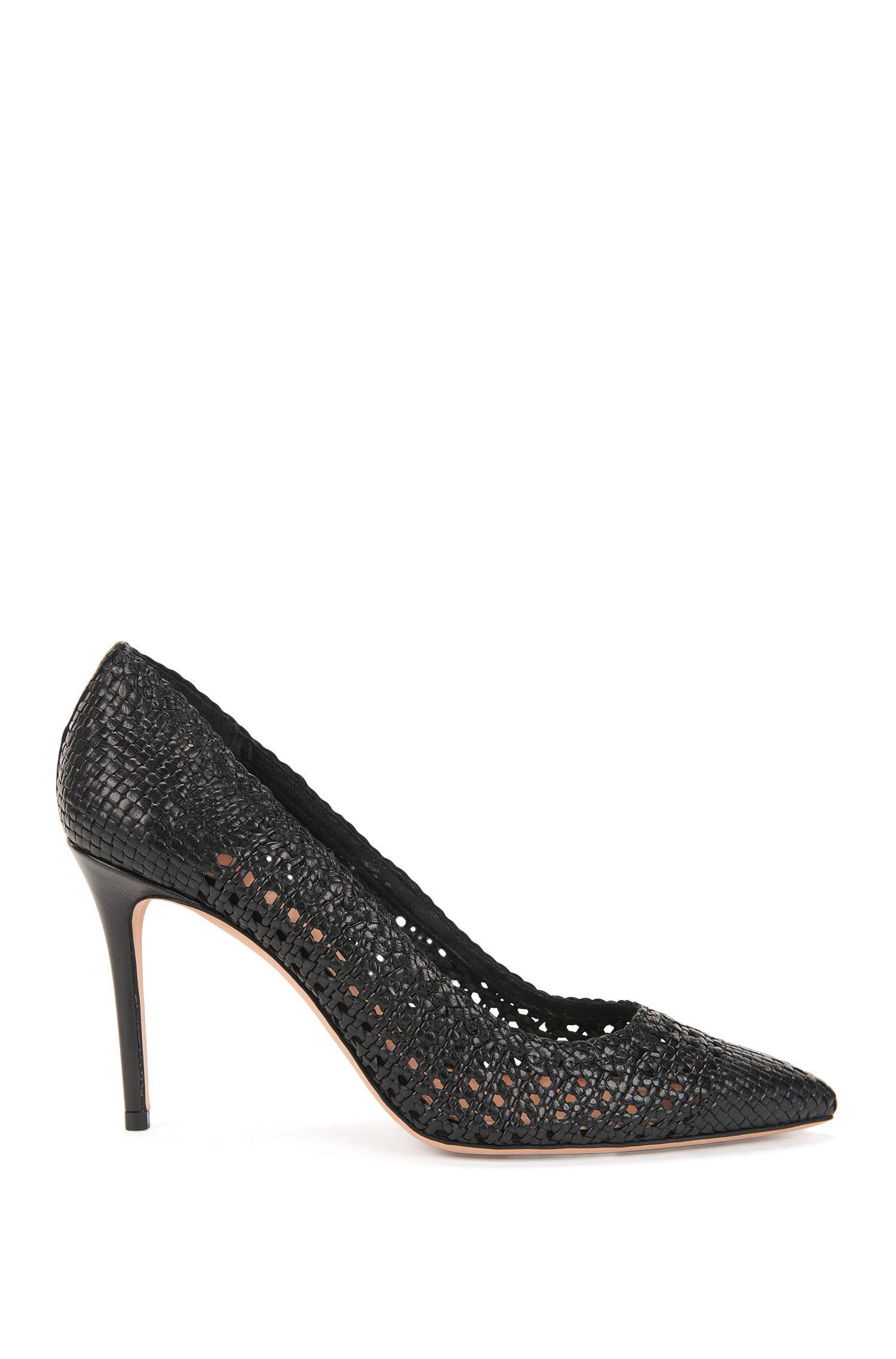 BOSS EDDIE - High heels - black 8dpOOtW