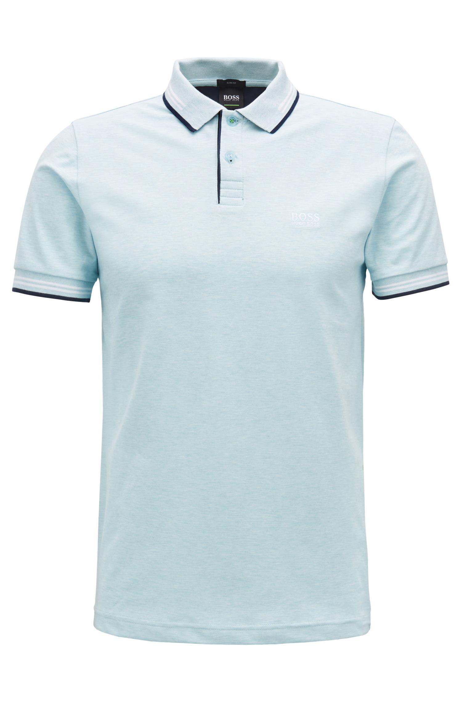 ce3a18a7 Hugo Boss Slim Fit Polo Shirt In Stretch Cotton Piqué | RLDM