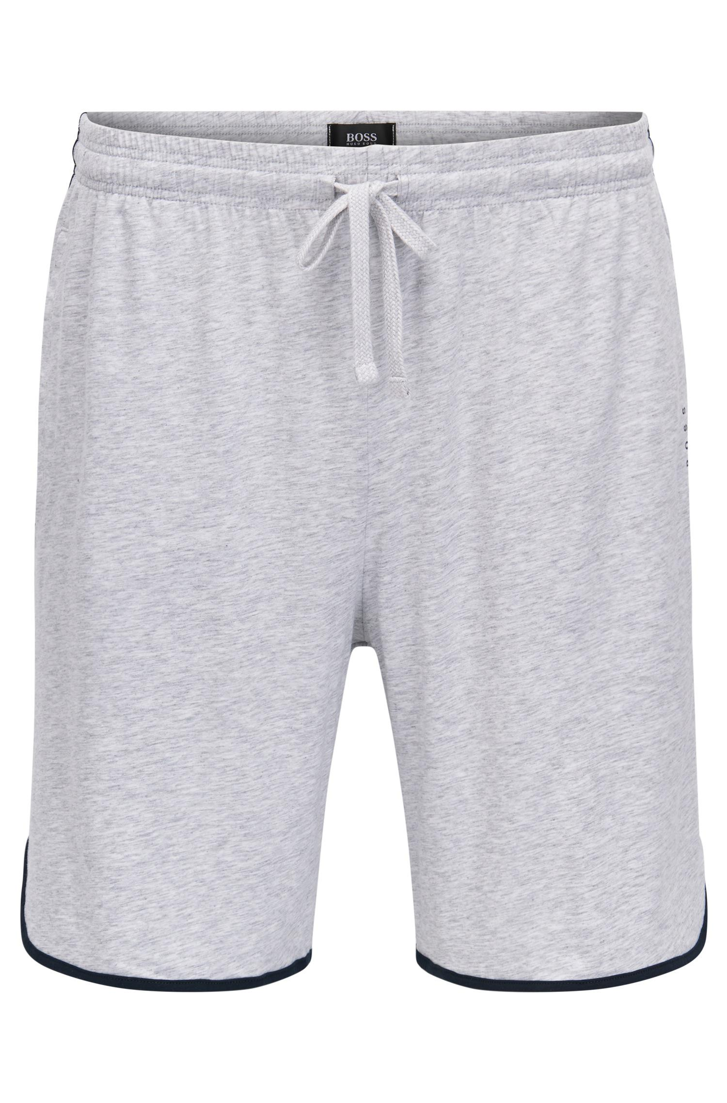 Discount High Quality Drawstring-waist pyjama shorts with piping details BOSS Big Sale Cheap Price Buy Discount Buy Cheap Eastbay lzjMCw