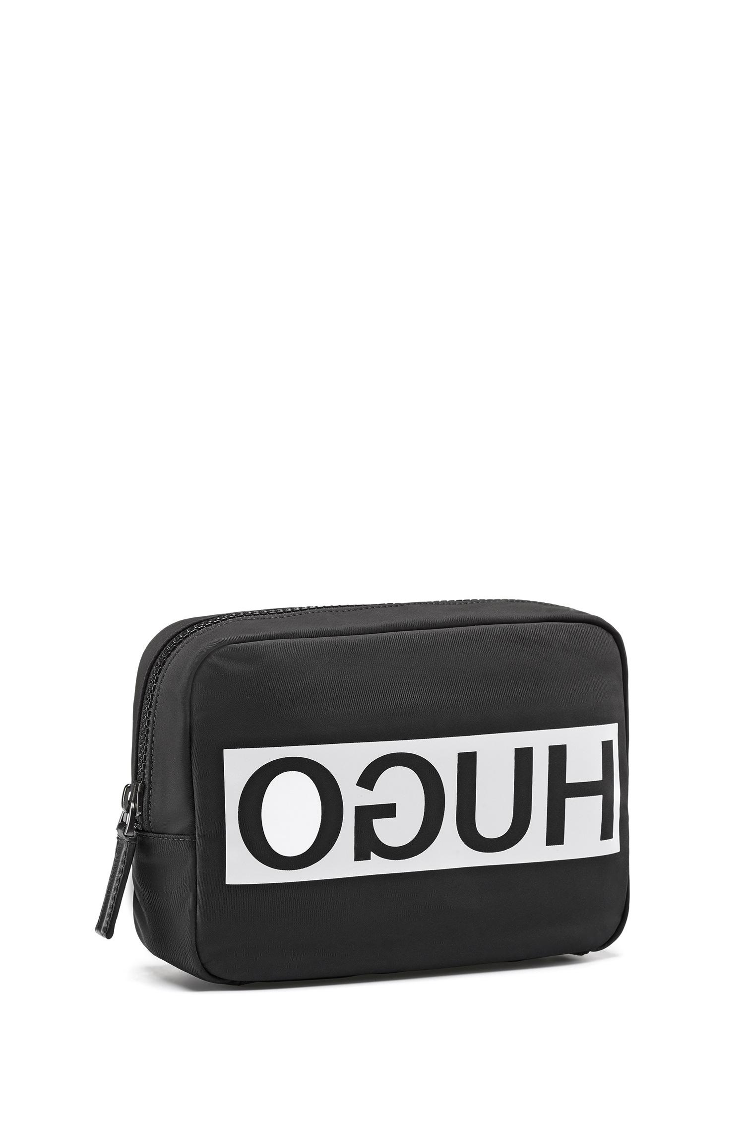 Lyst - HUGO Nylon Toiletry Bag  a232a1a1837e2