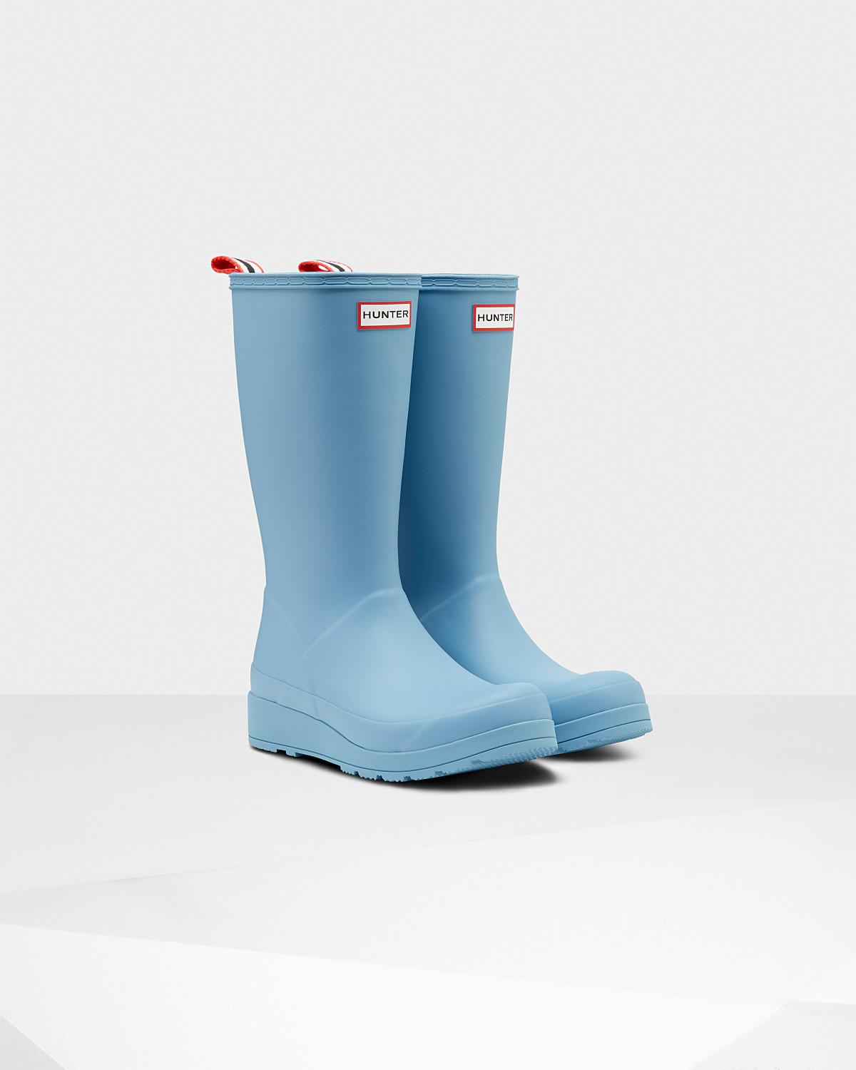 Image result for peak blue hunter rain boot lord and taylor