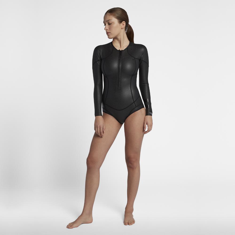 99b9b241e7 Lyst - Hurley Advantage Plus Windskin Springsuit Wetsuit in Black