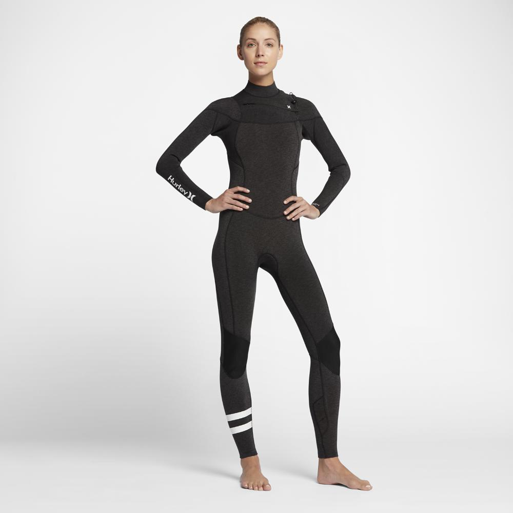 ef628c2039 Hurley - Black Advantage Plus 3 2mm Fullsuit Wetsuit - Lyst. View fullscreen
