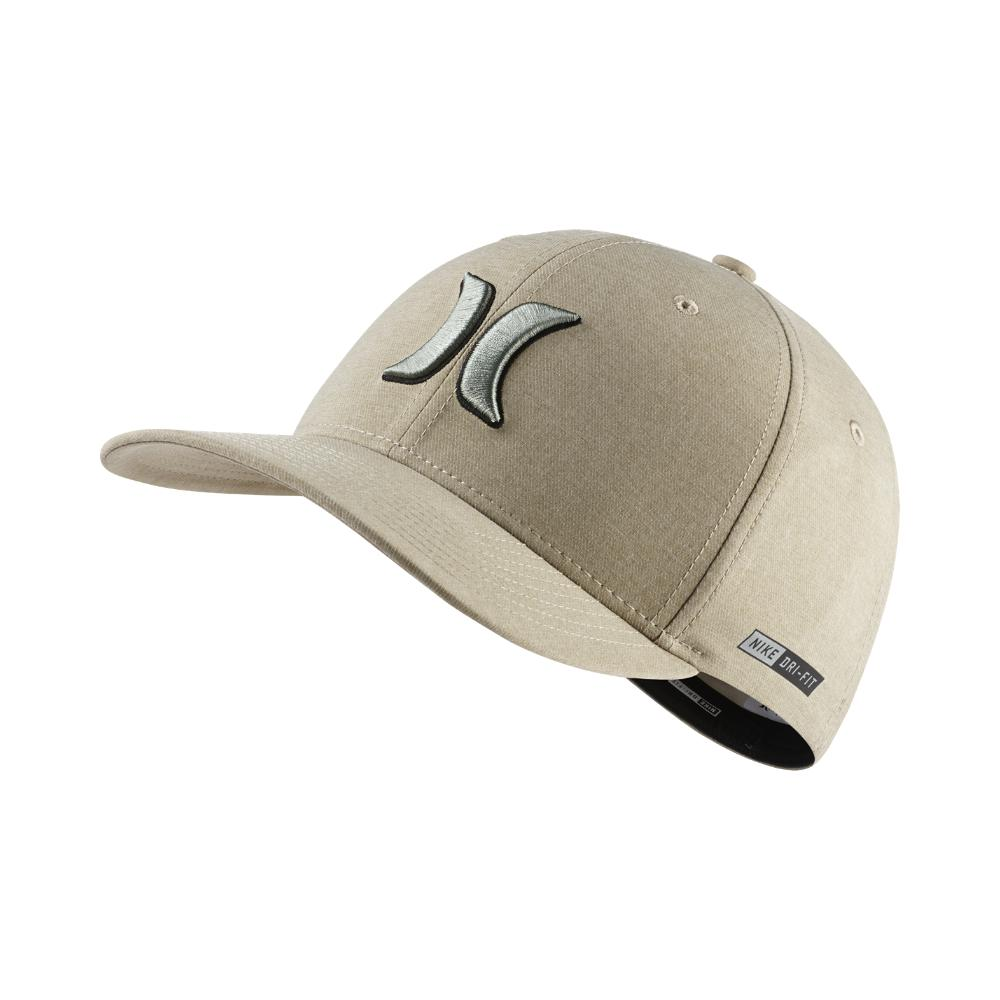 0d23e3ec308 Lyst - Hurley Dri-fit Heather Fitted Hat in Natural for Men