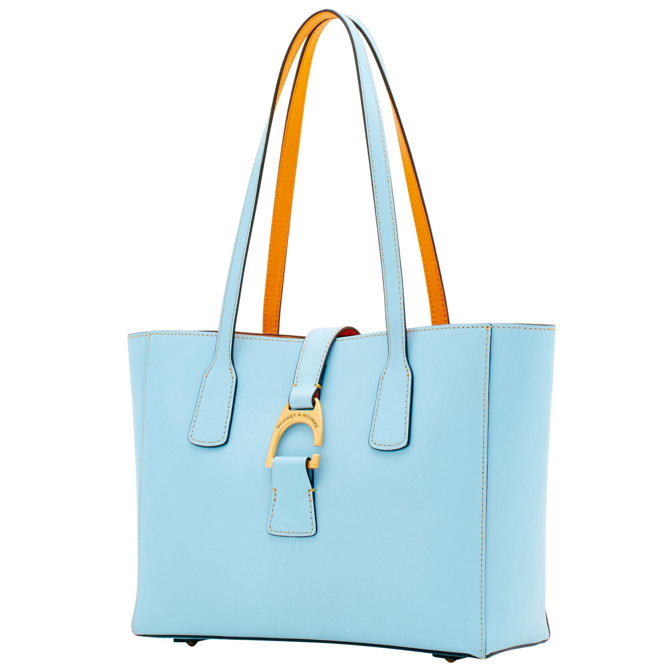 a2730e145128 Lyst - Dooney   Bourke Emerson Small Shannon Tote in Blue - Save ...