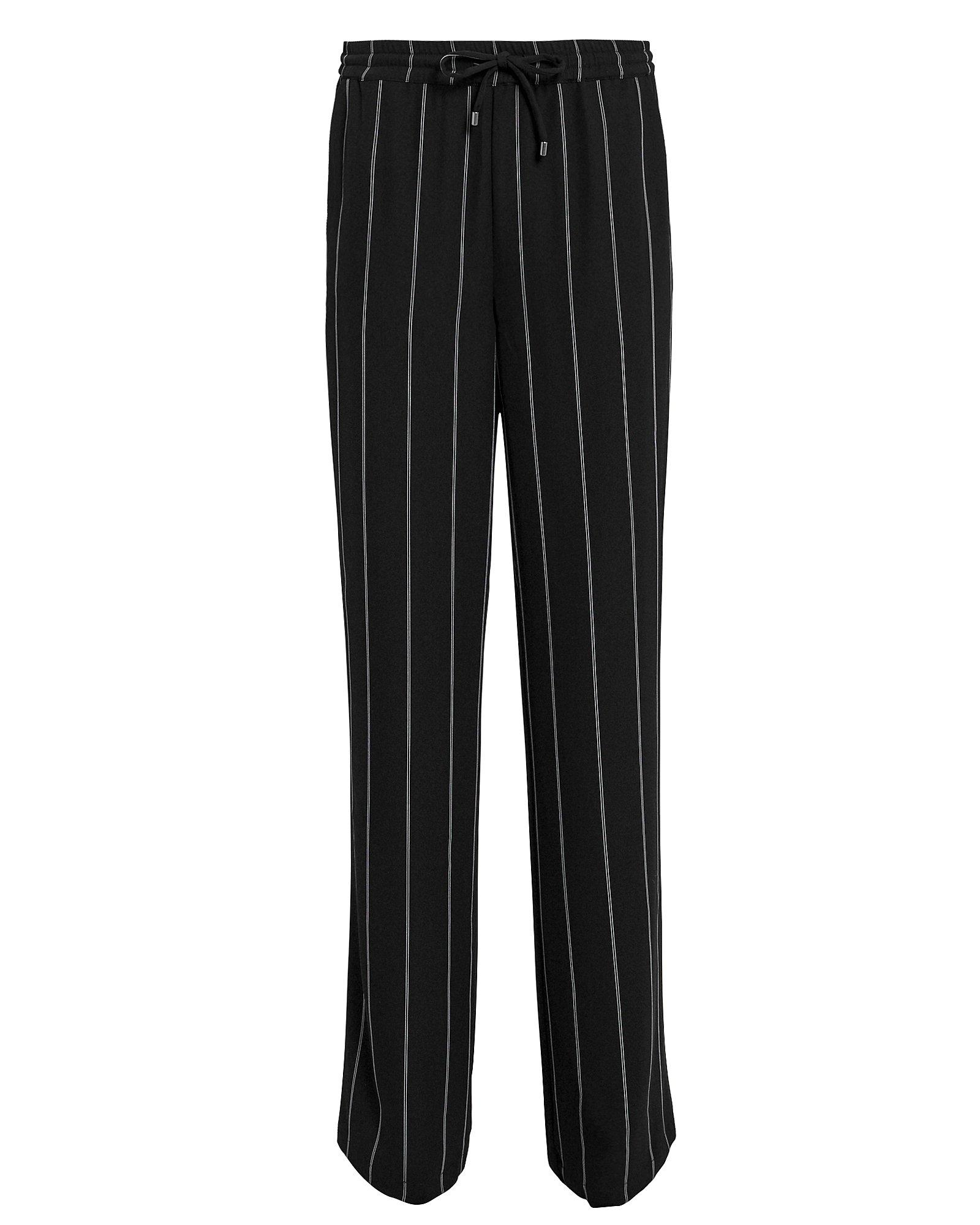 e52cd8aca7a1a Lyst - Anine Bing Isabella Pants in Black