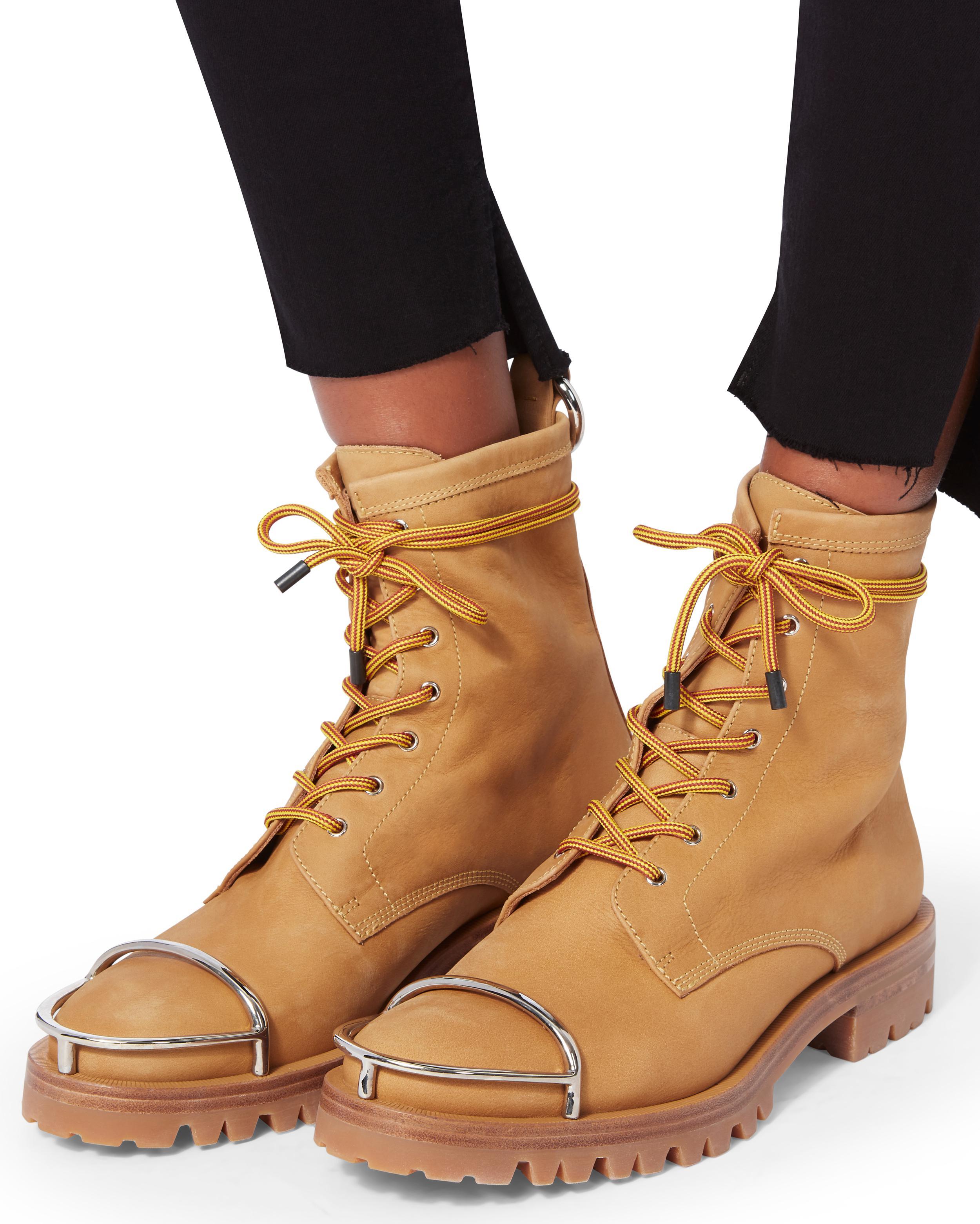 Alexander Wang Nubuck Platform Boots hot sale sale online 8MCKI