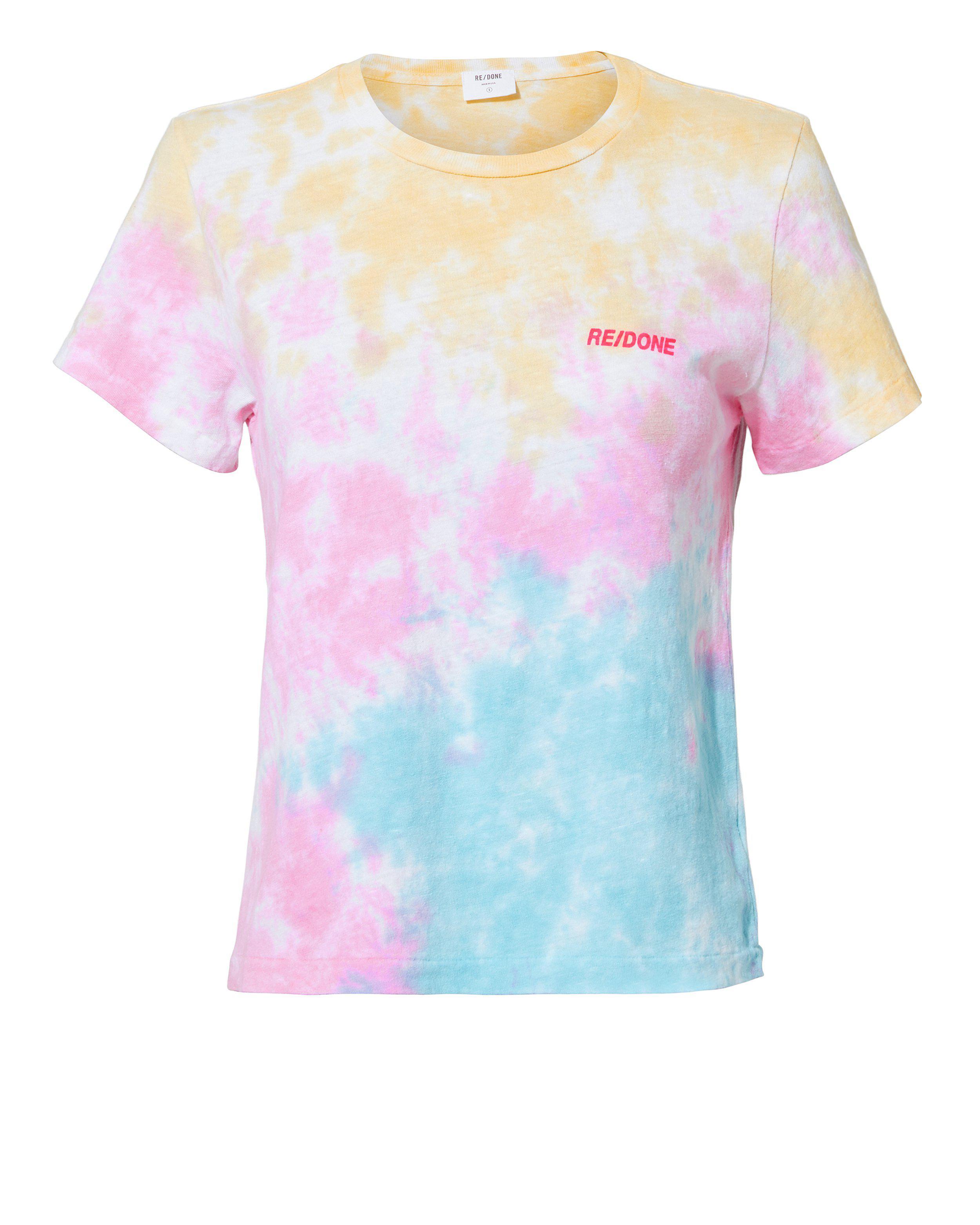 Tie Dye Acid House Spiral 700486 T-shirt
