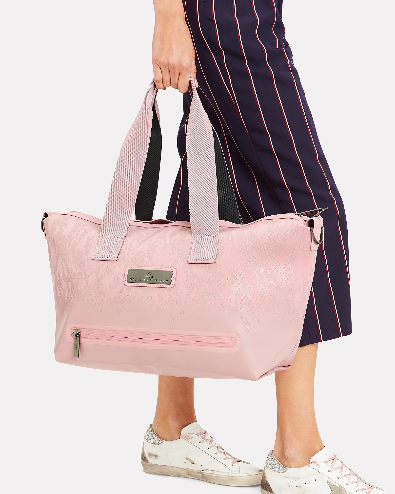 0bb4dabc11 Lyst - adidas By Stella McCartney Small Studio Pink Bag in Pink