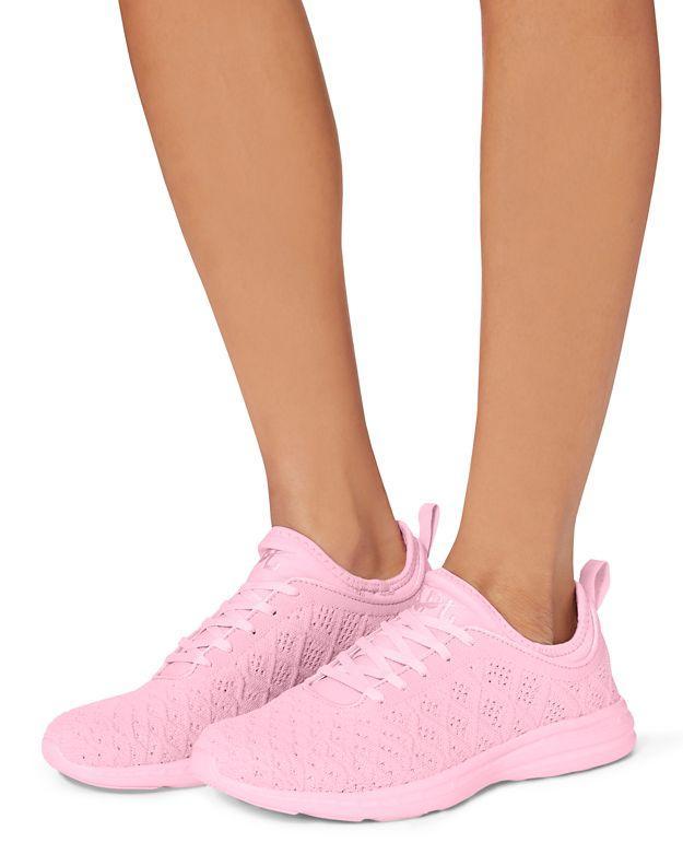 b46a49d63b9 Lyst - Athletic Propulsion Labs Techloom Phantom Soft Pink Sneakers ...