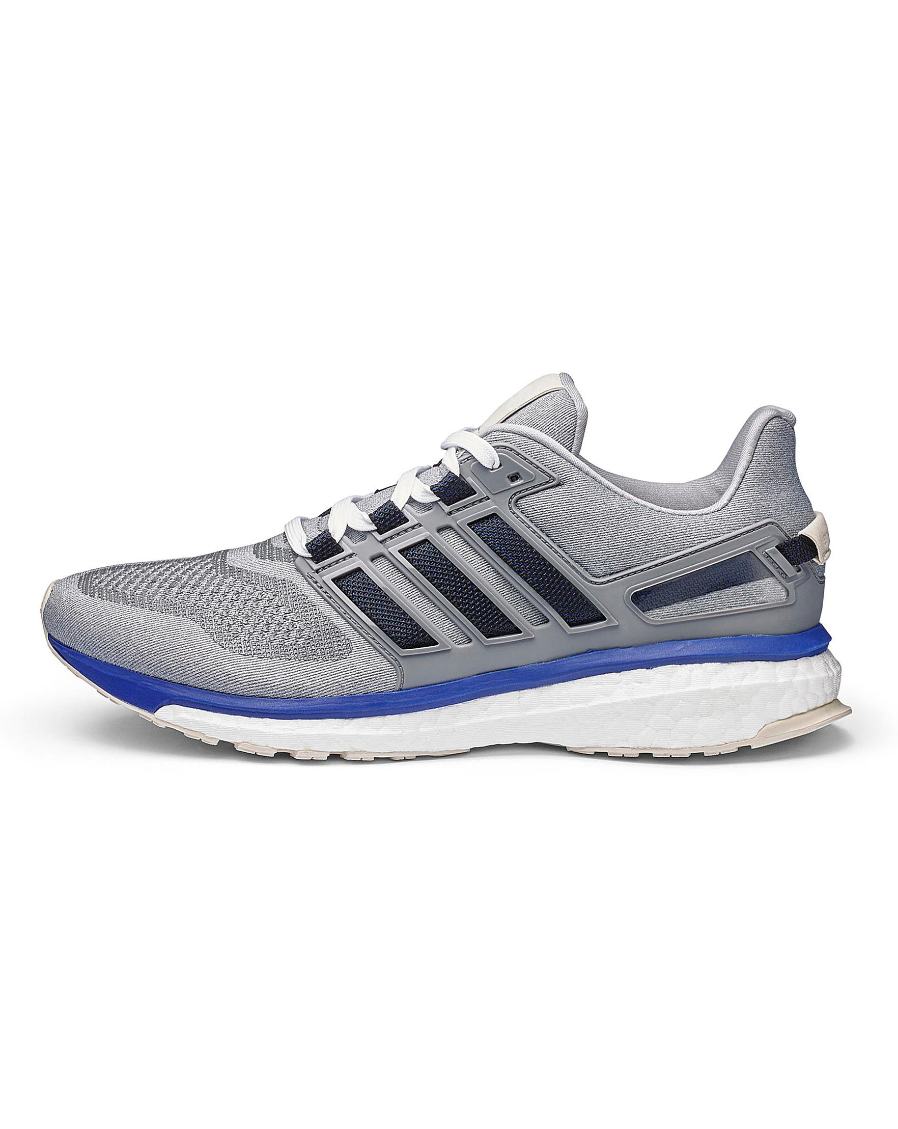 huge selection of ed3b0 6884f Adidas Energy Boost 3 Trainers in Gray for Men - Lyst