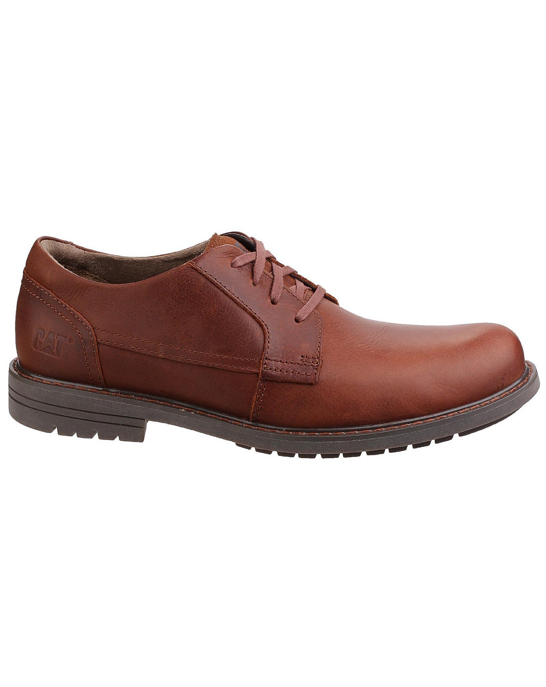 e12b43921a63d Caterpillar Cason Shoe in Brown for Men - Lyst