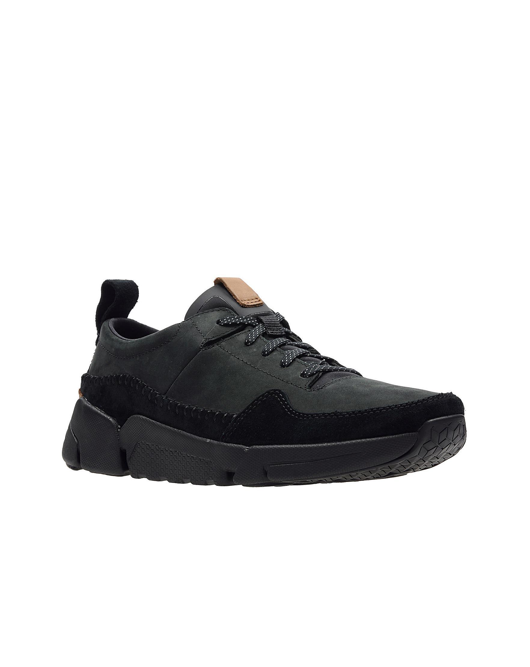 Clarks Triactive Run Sneaker in Black for Men - Save 11% - Lyst f4170e9c1c9