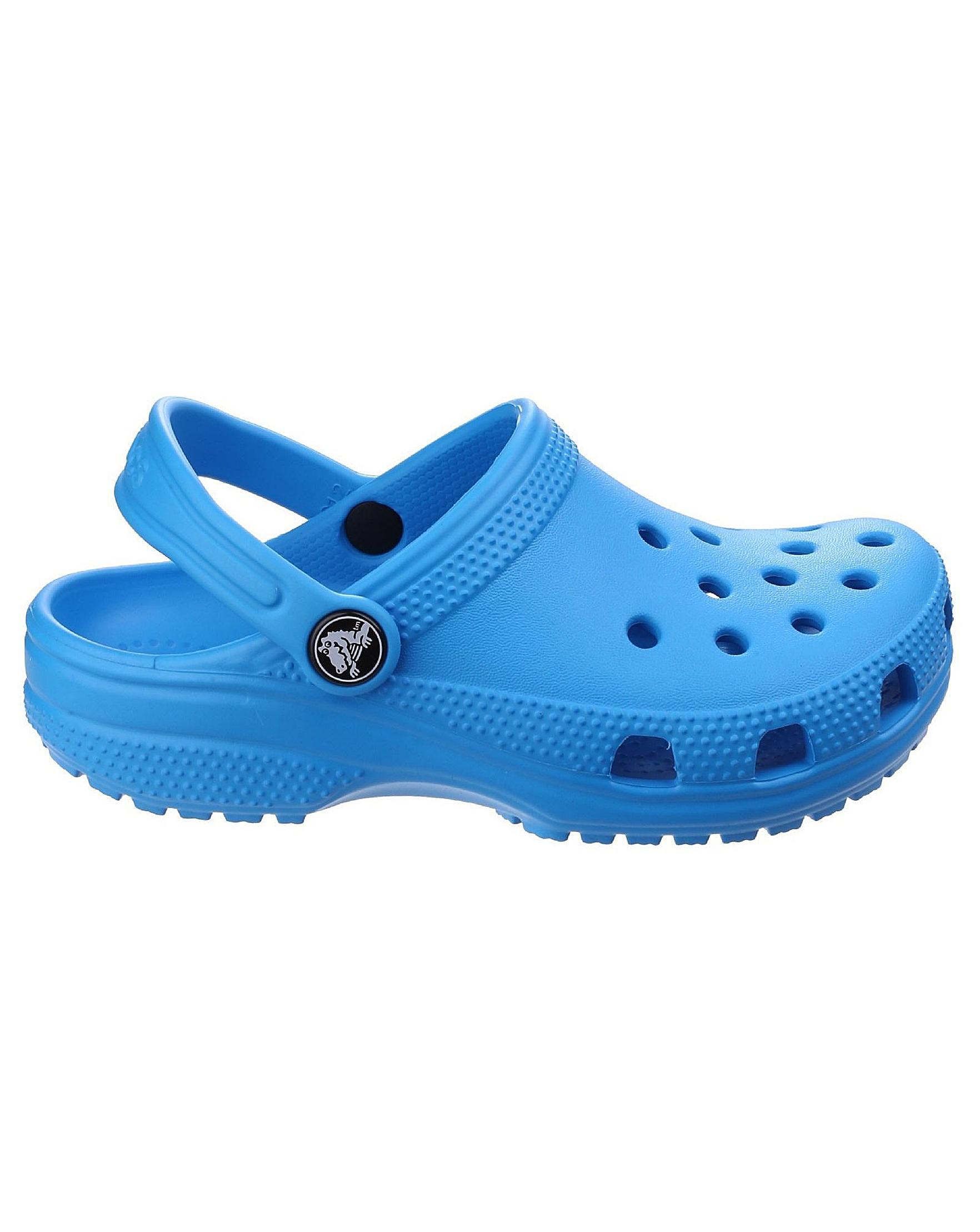 e8d74118a Crocs™ Classic Kids Clog in Blue for Men - Lyst