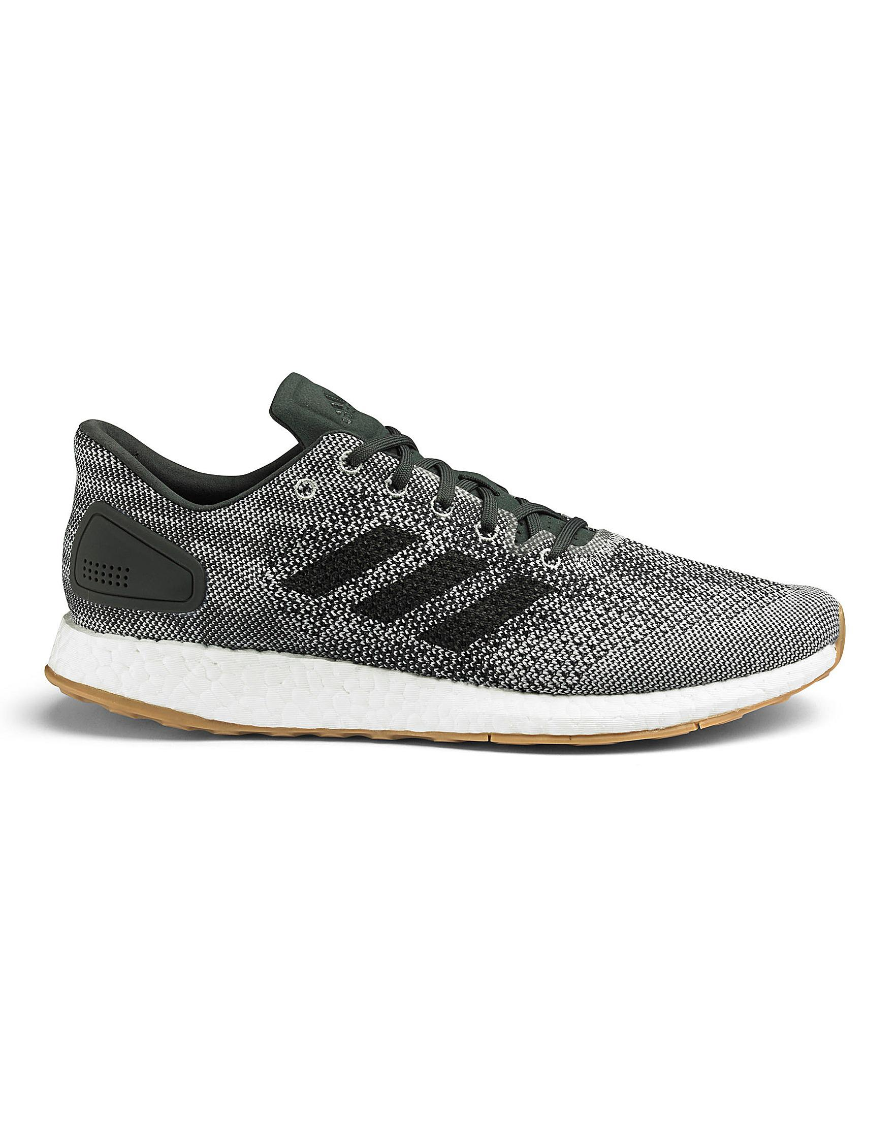 quality design 3cf24 5fb0f adidas. Mens Black Pureboost Dpr Trainers