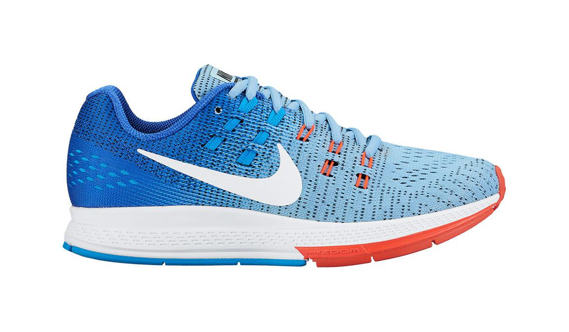 size 40 7fc70 22cbb ... reduced lyst nike womens air zoom structure 19 running shoes in blue  for men 9c055 bf7a9