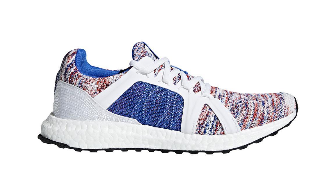 lyst adidas ultraboost parley scarpe blu per gli uomini di risparmiare il 5%