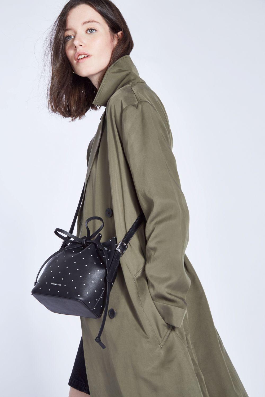 Jack Wills Farringdon Mini Bucket Bag in Black - Lyst