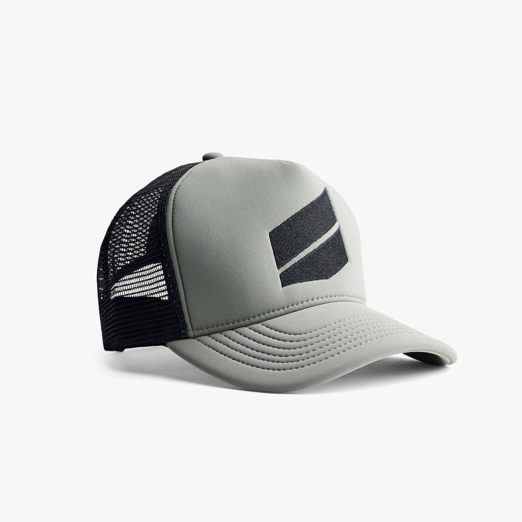 6c56a188 James Perse Scuba Graphic Trucker Hat - Online Exclusive in Black ...
