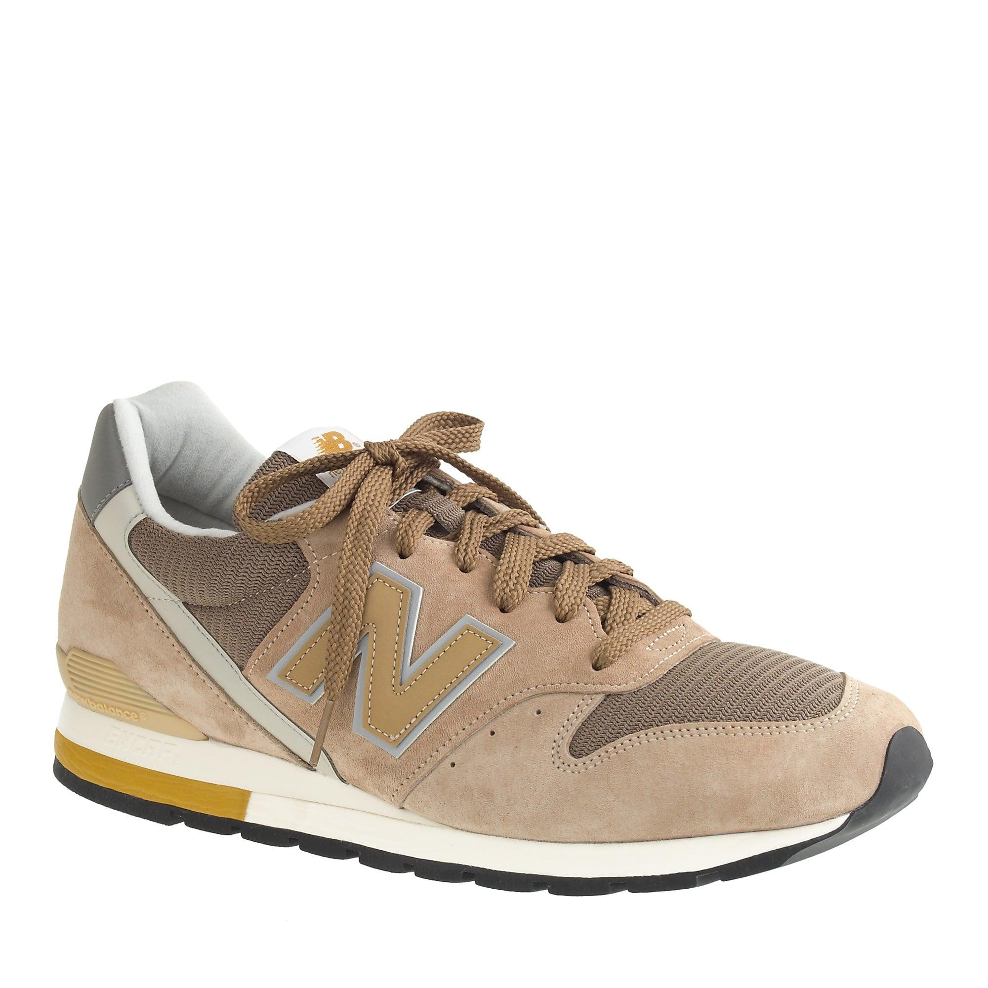 d1f020a18825f8 Lyst - New Balance 996 Sneakers in Brown for Men