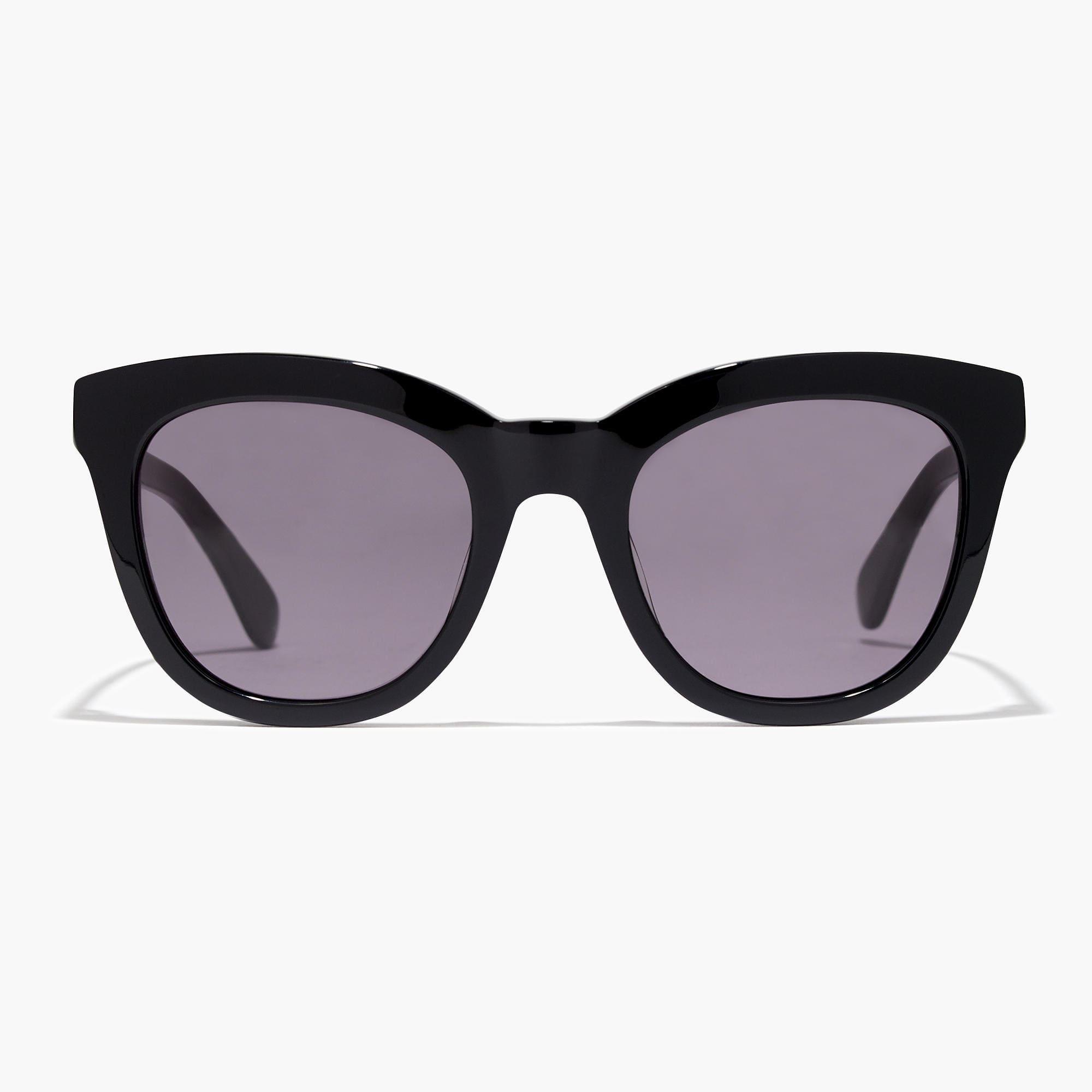 f6fc80403a Lyst - J.Crew Betty Sunglasses in Black