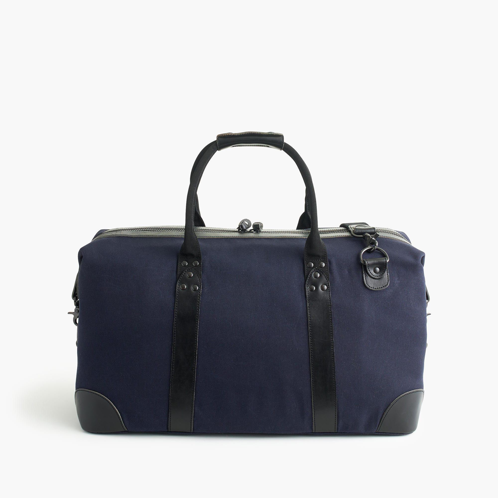 97a278fb5c53 J.Crew Ludlow Weekender Bag in Blue for Men - Lyst