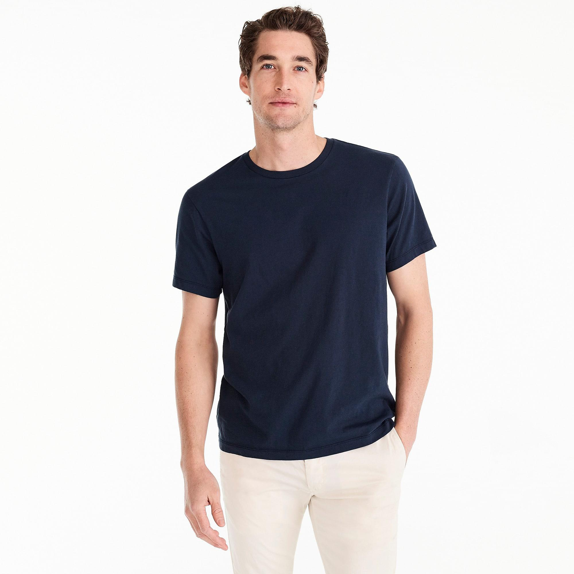 194e718784d J Crew Mens Pocket T Shirt