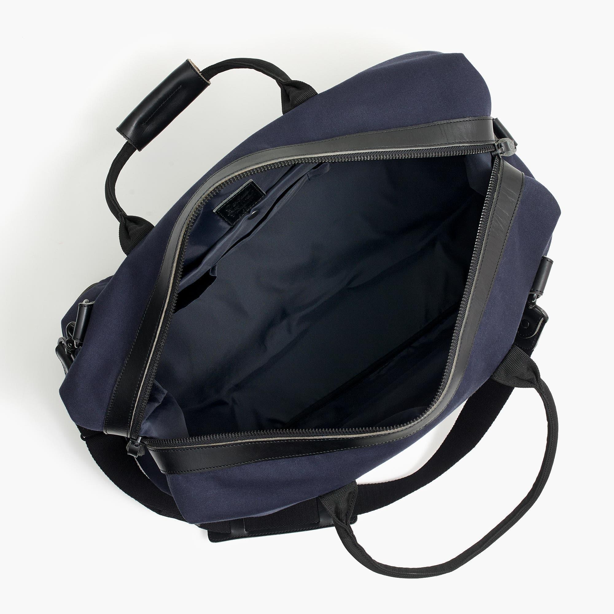 b64b43ec18 Lyst - J.Crew Ludlow Weekender Bag in Blue for Men