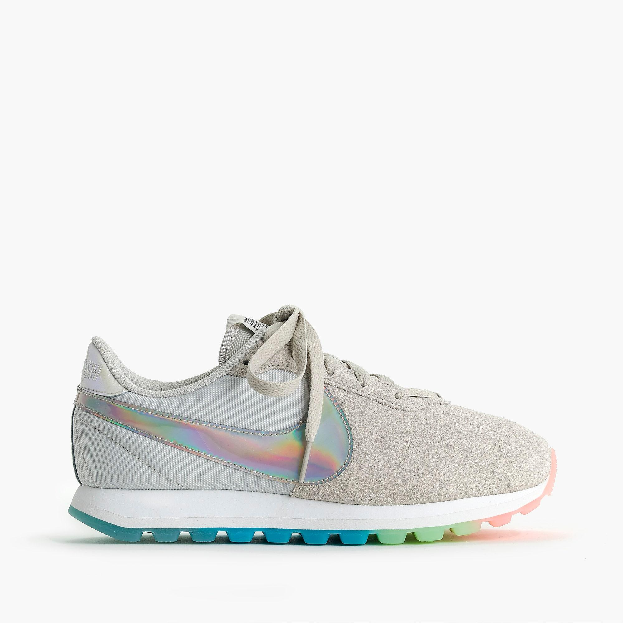 10e93b10066c69 Lyst - Nike Pre Love O.x. Sneakers In Suede