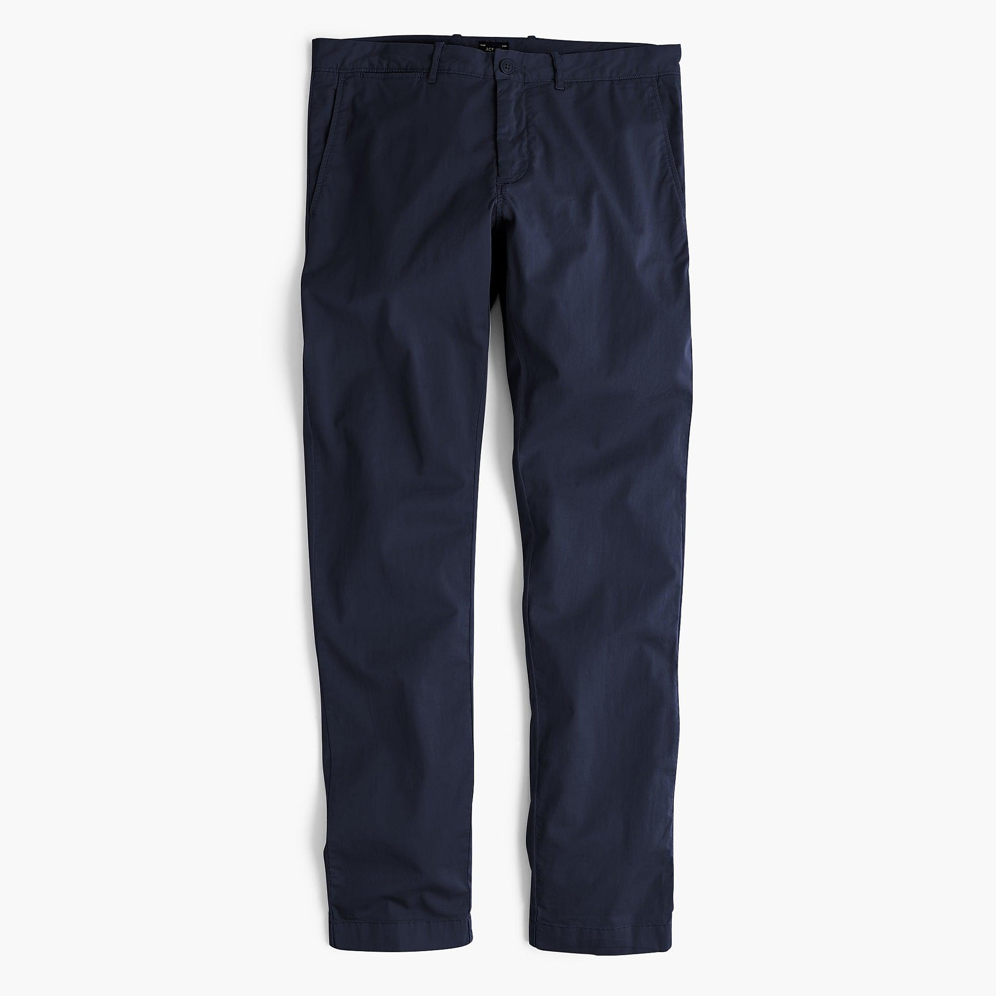 54ea633e9d22 Lyst - J.Crew 484 Slim-fit Lightweight Garment-dyed Stretch Chino in ...