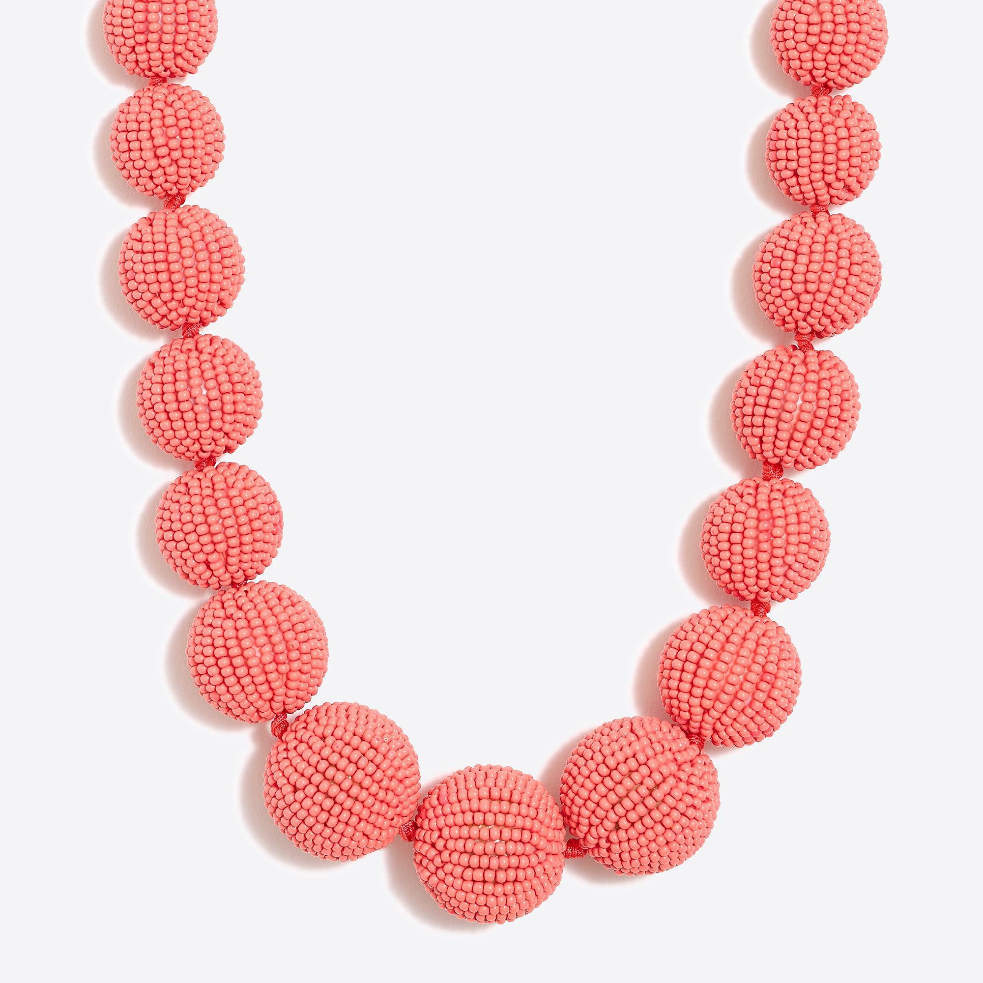 1b2957928c6e85 Gallery. Previously sold at: J.Crew Factory · Women's Beaded Necklaces