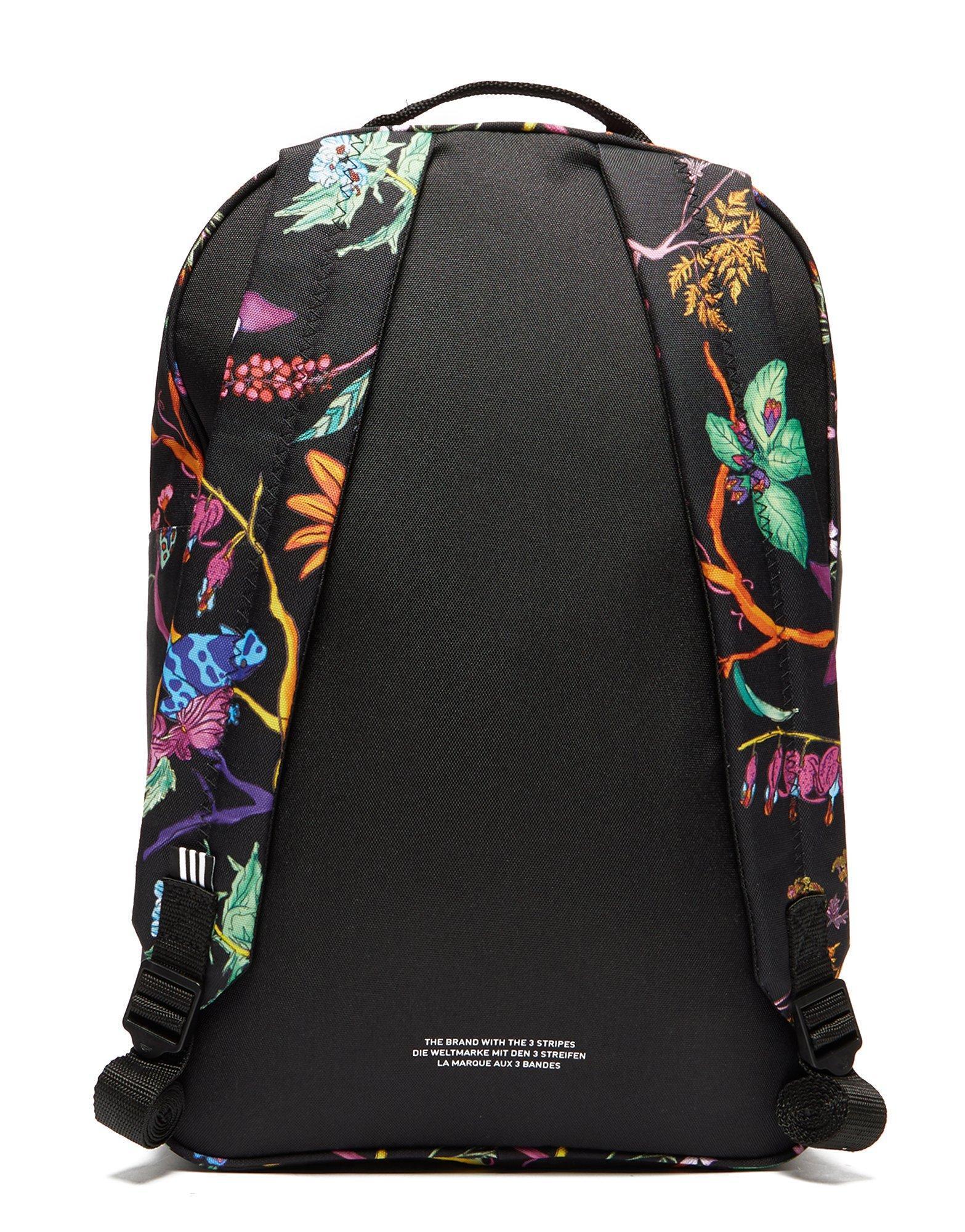 281fd17b991 adidas originals classic print backpack