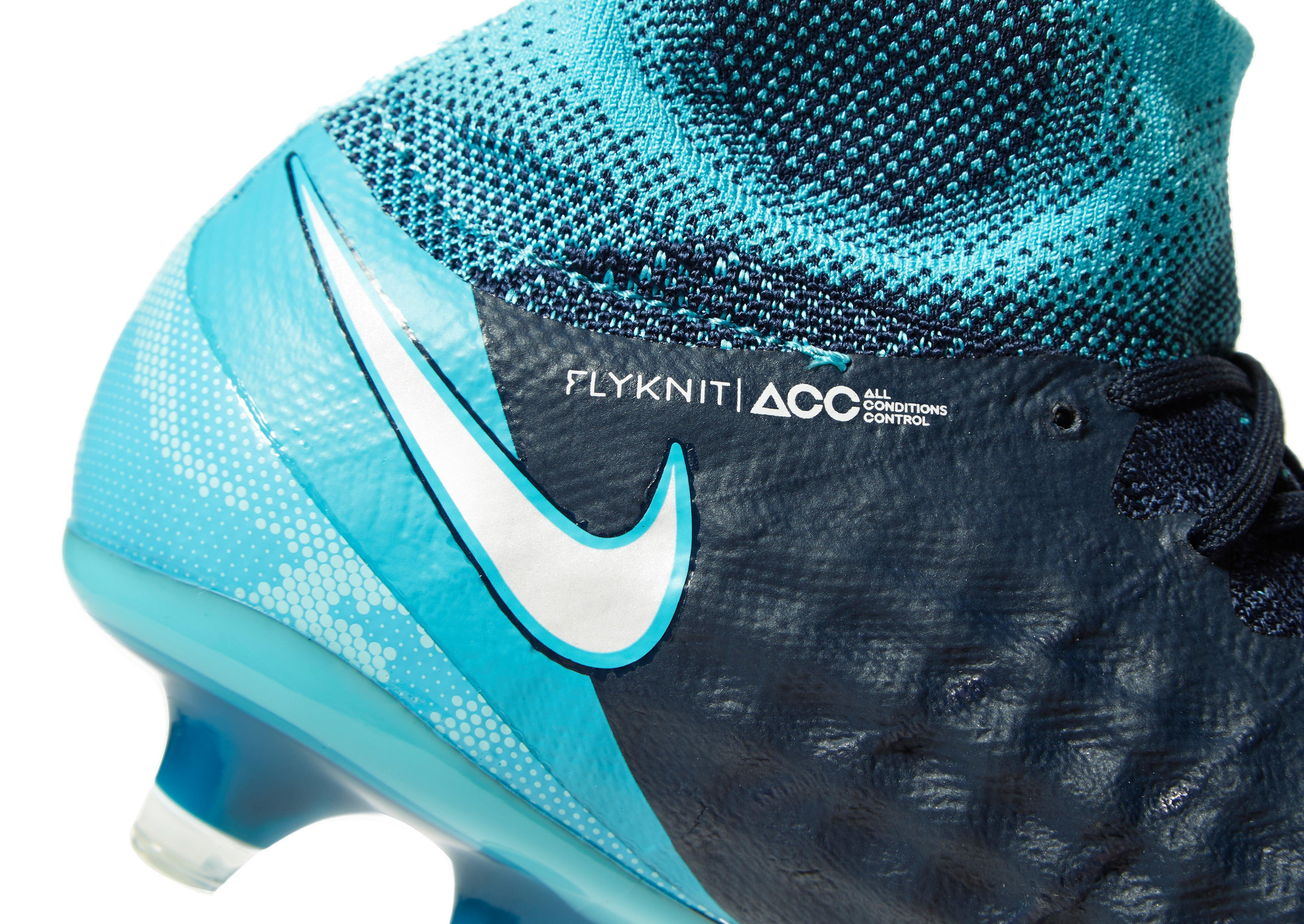 76684b32bdeb Nike Fire And Ice Magista Obra Fg in Blue for Men - Lyst