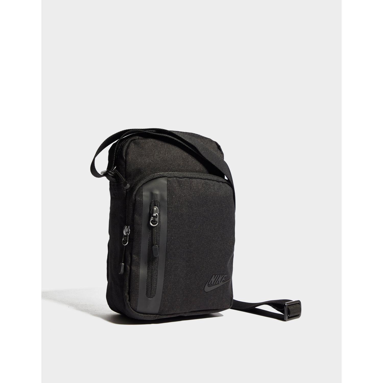 1802bd6b5a2c Nike - Black Core Small Crossbody Bag - Lyst. View fullscreen
