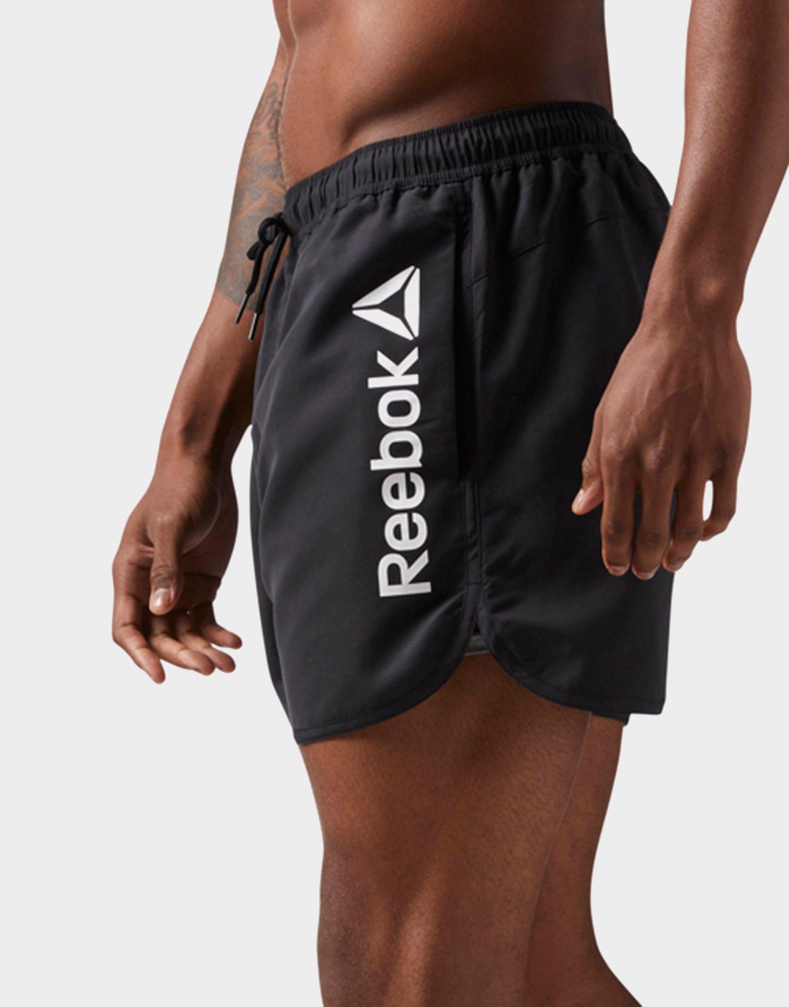 d30d36a251 Reebok Pool Ready Bathing Suit in Black for Men - Lyst