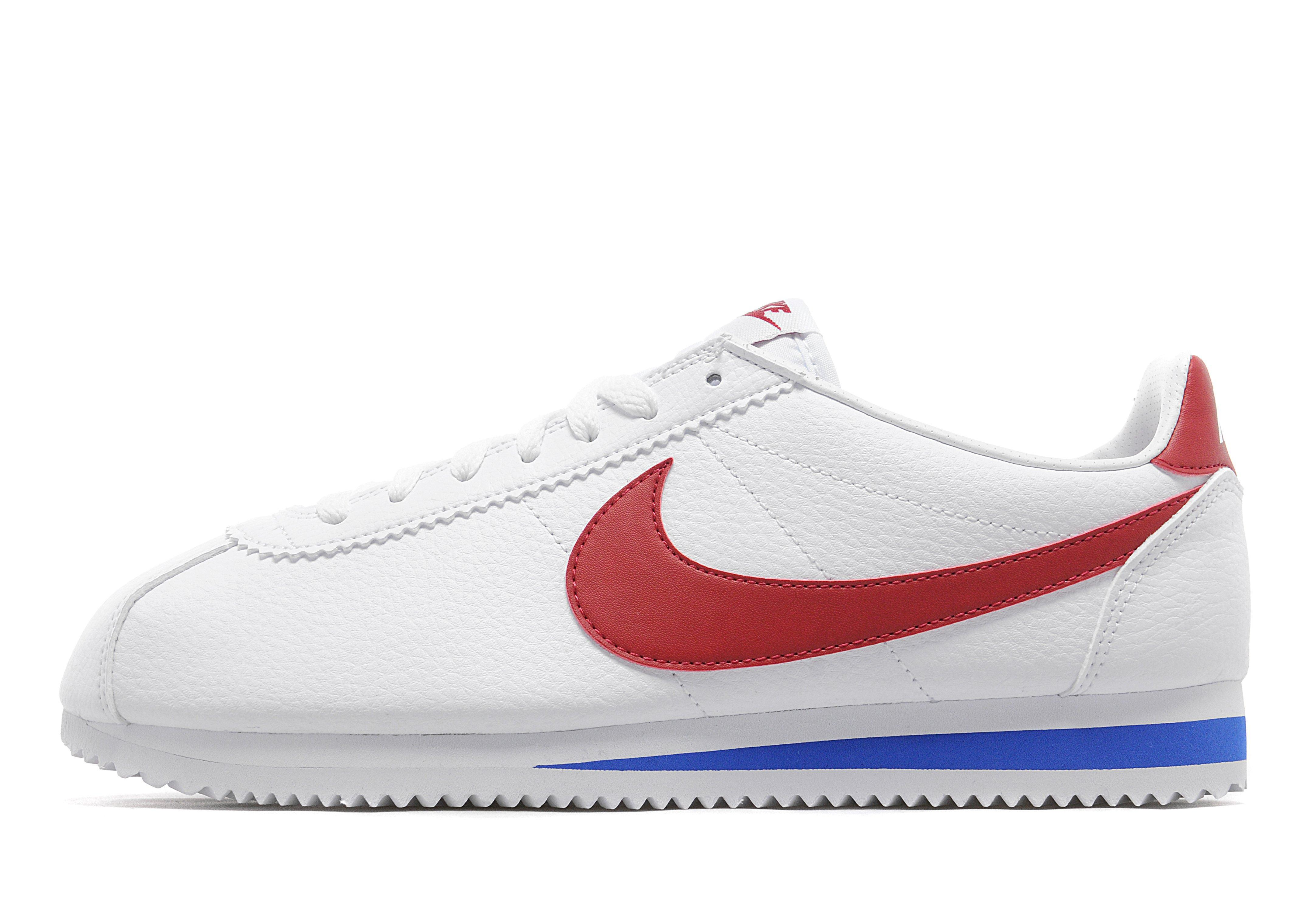pick up 9706c b6a5b Lyst - Nike Classic Cortez Leather in White for Men