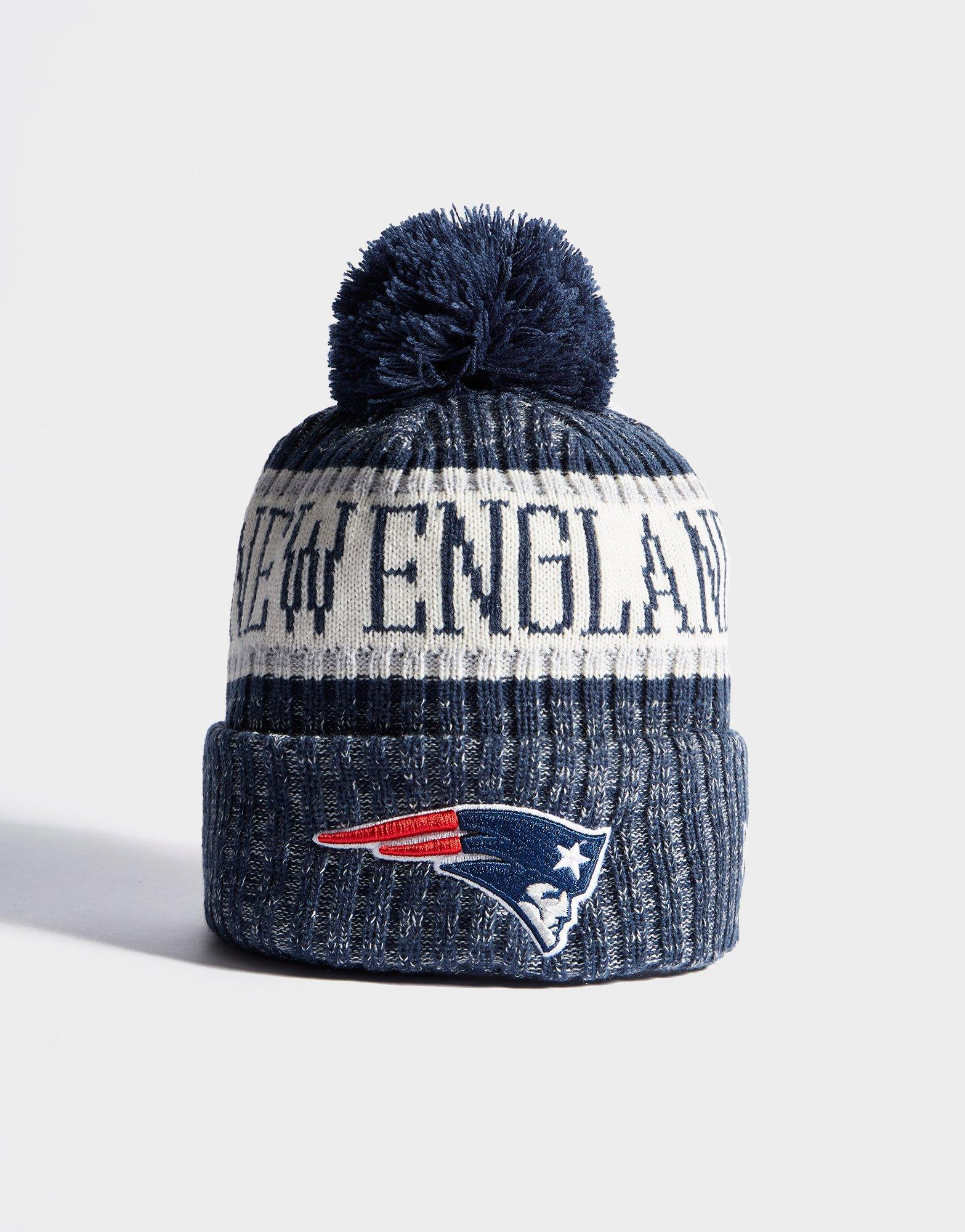 44bf710fe usa new england patriots sideline knit hat hat a73c6 03a69