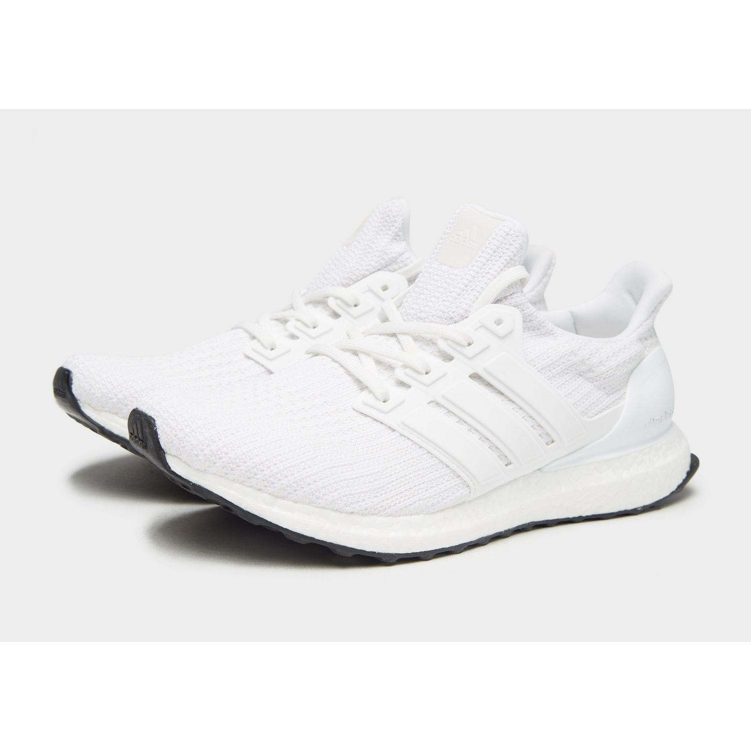 a9587dff8 Adidas - White Ultra Boost for Men - Lyst. View fullscreen