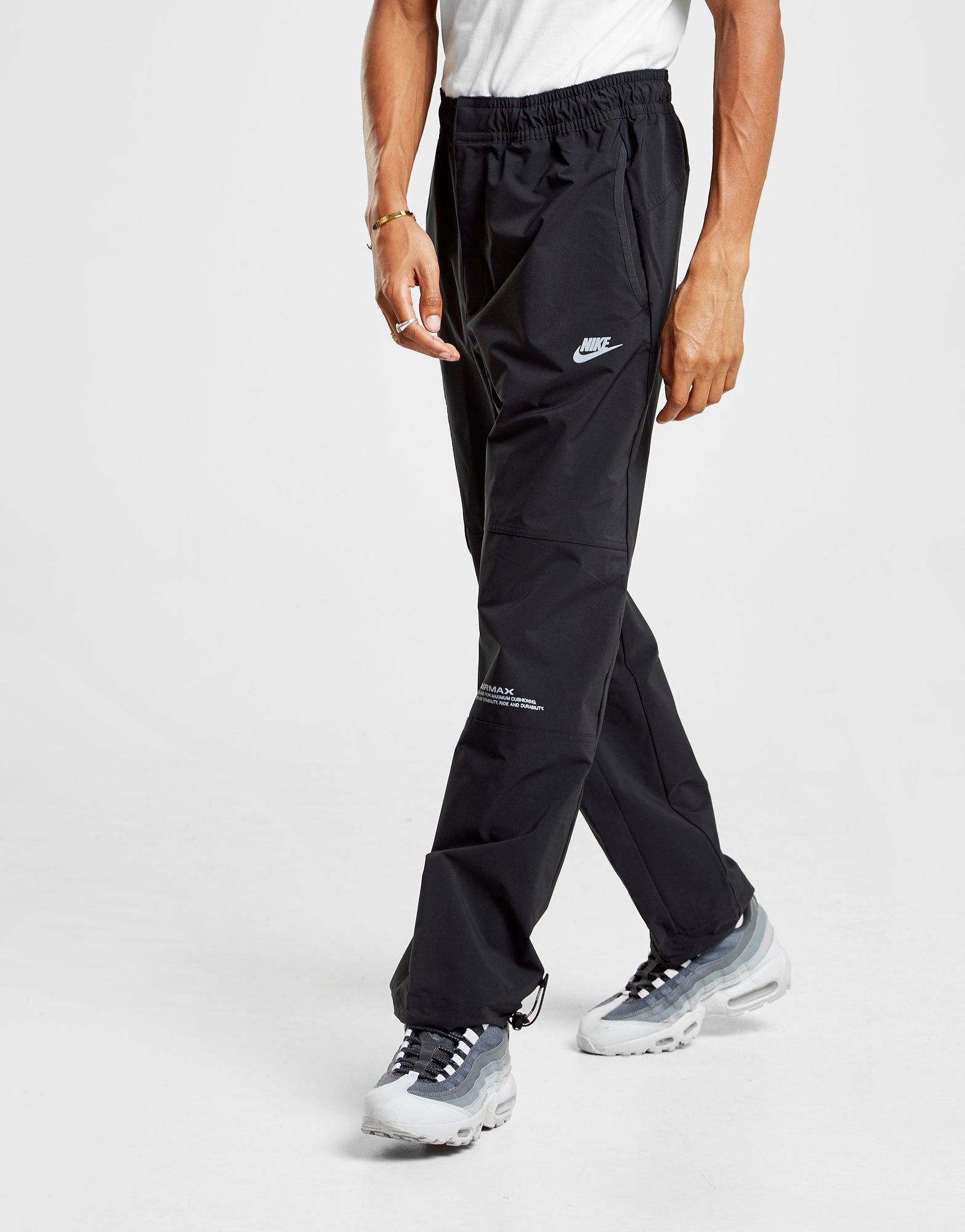 34c519277b Track Black For Men Nike Pants In Lyst Max Woven Air qxtP8w0PY