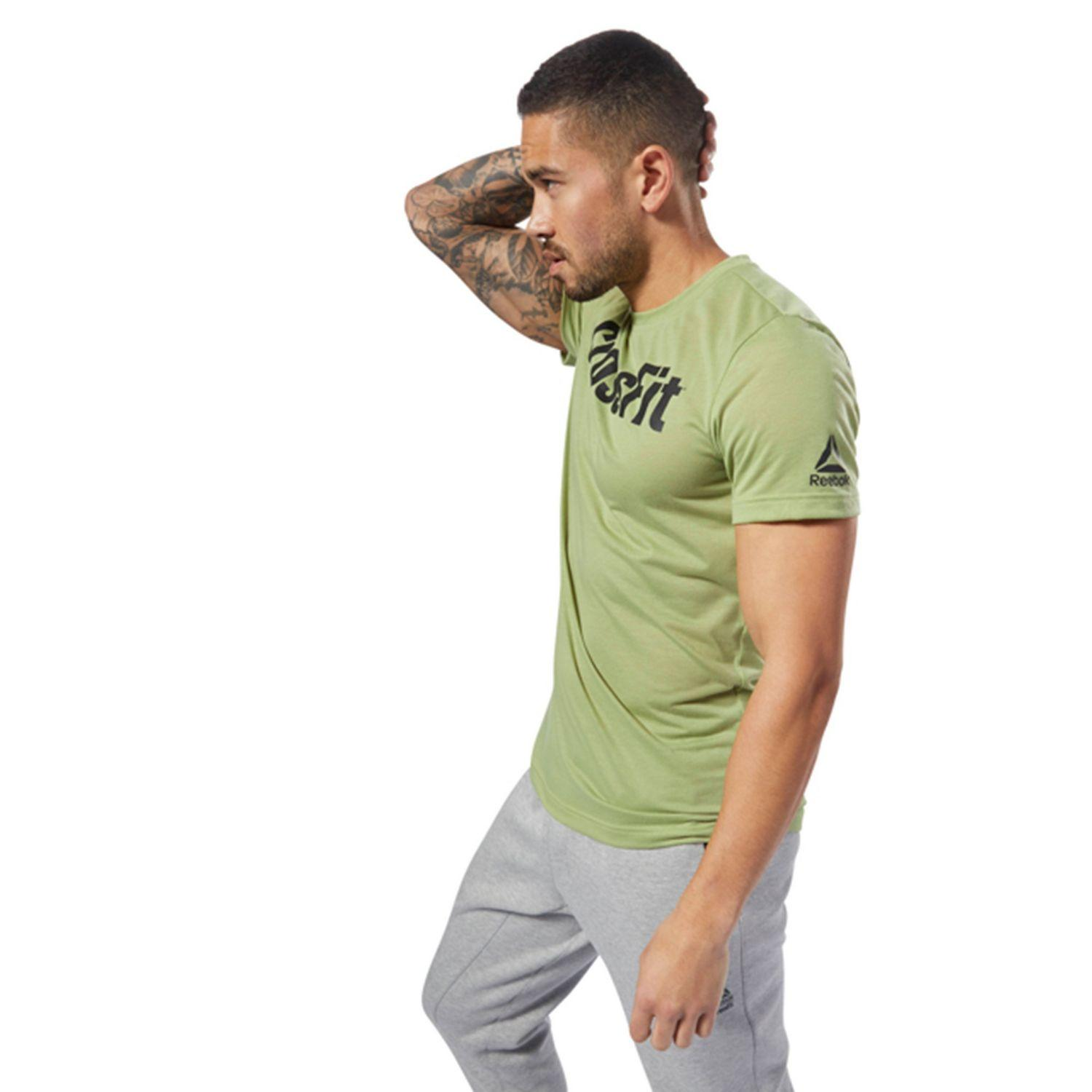 a31920cc ... Green Crossfit Speedwick F.e.f. Graphic Tee for Men - Lyst. Visit JD  Sports. Tap to visit site